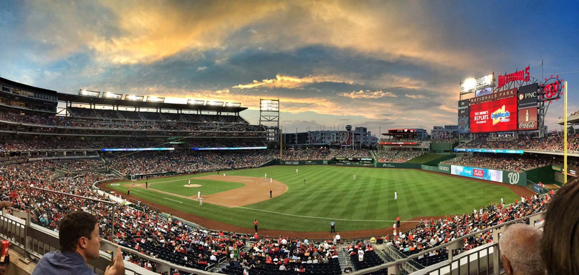 Best time for Washington Nationals in Washington, D.C. 2020