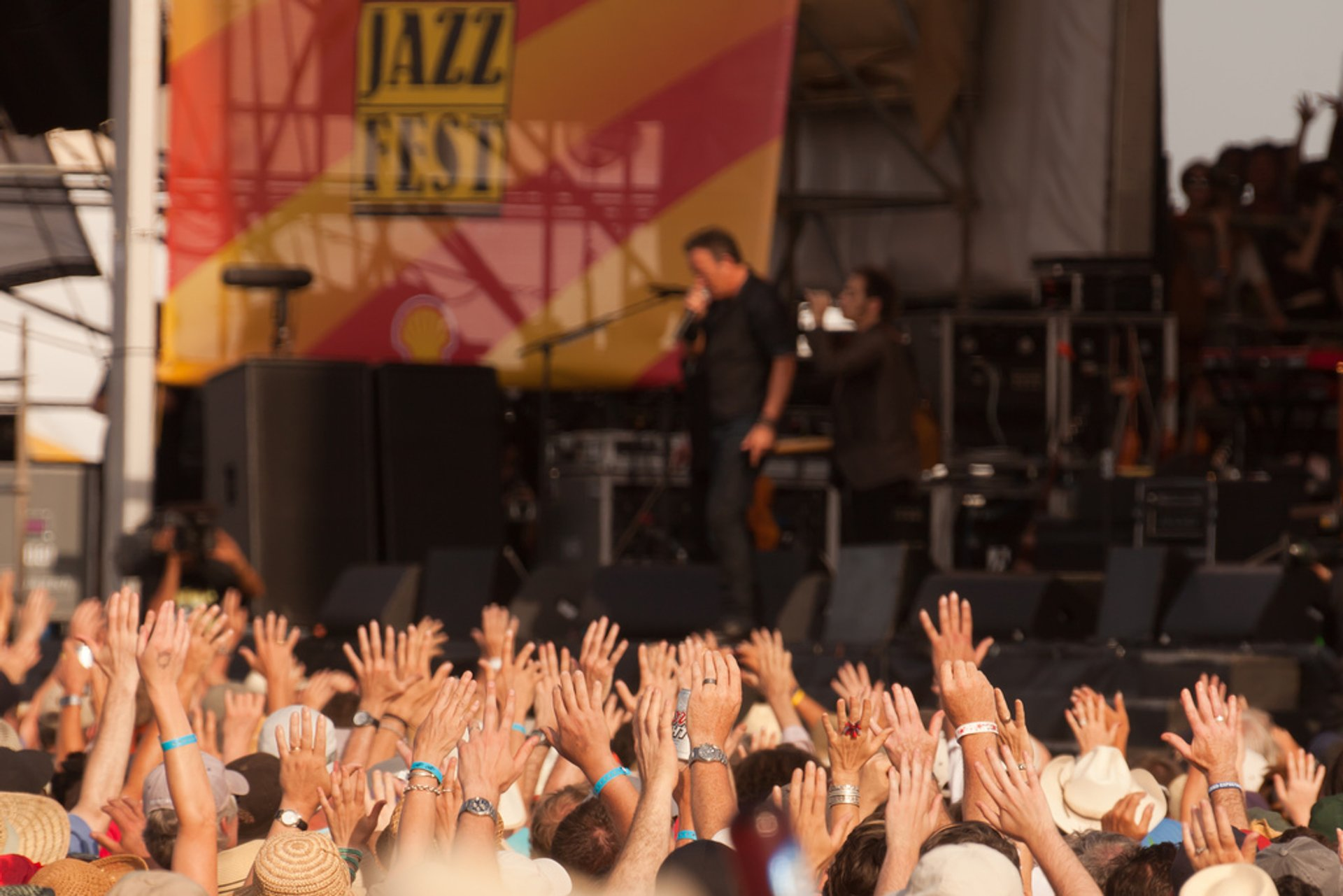 New Orleans Jazz and Heritage Festival in New Orleans - Best Time