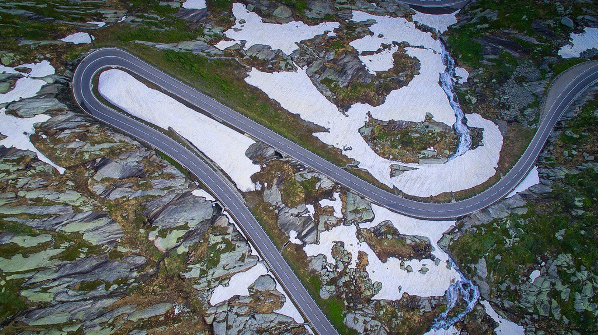 Grimsel Pass in Switzerland 2019 - Best Time