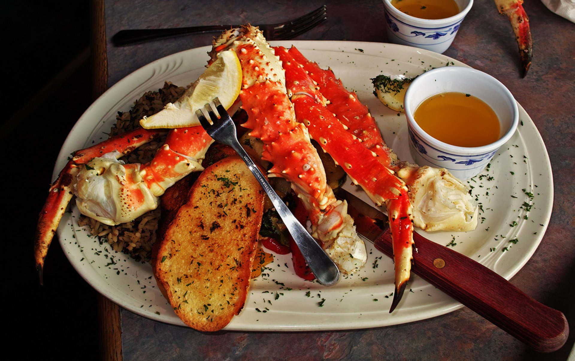 Best time for King Crab in Alaska 2020