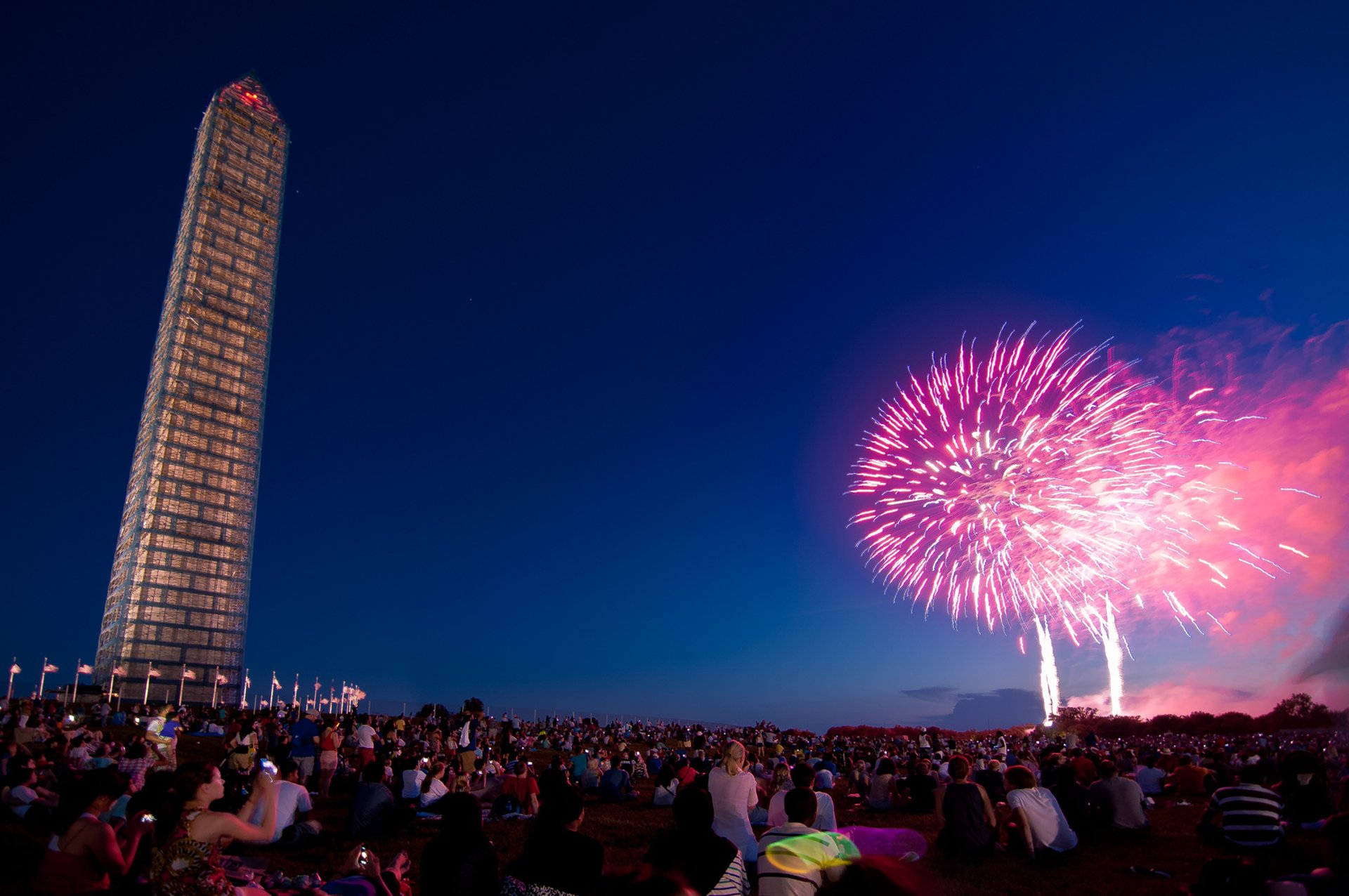 4th of July Concert, Parade & Fireworks in Washington, D.C. 2020 - Best Time
