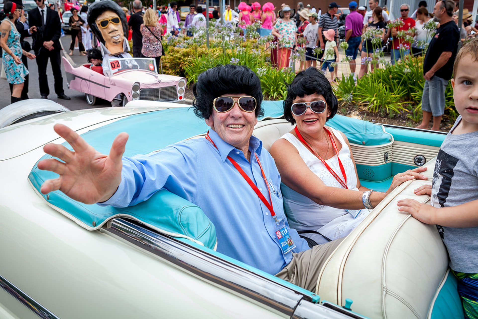 Parkes Elvis Festival in New South Wales - Best Time