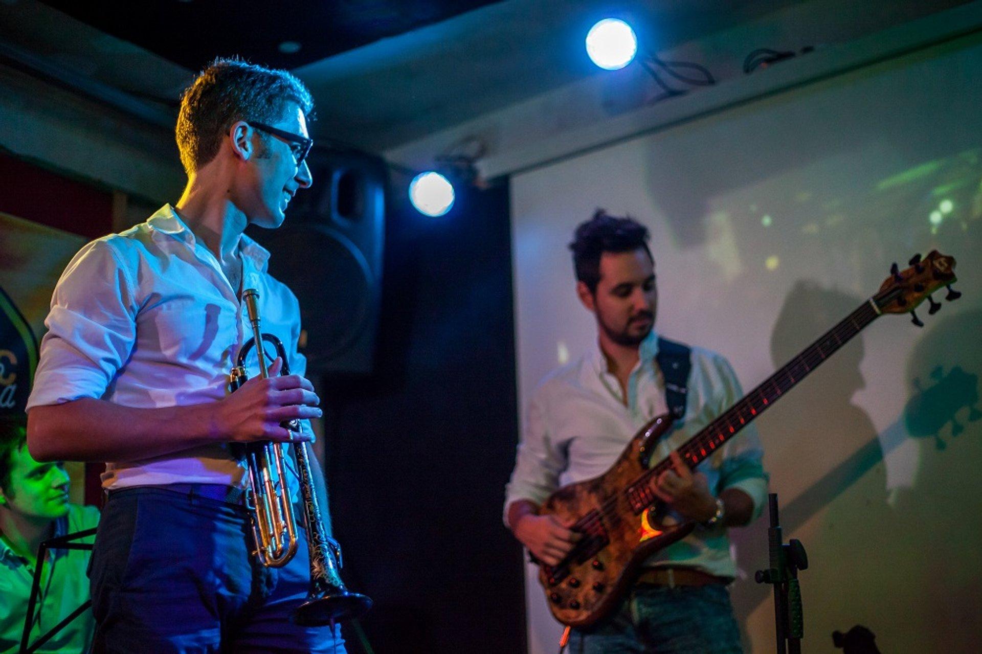 Concert in Szimpla bar 2020