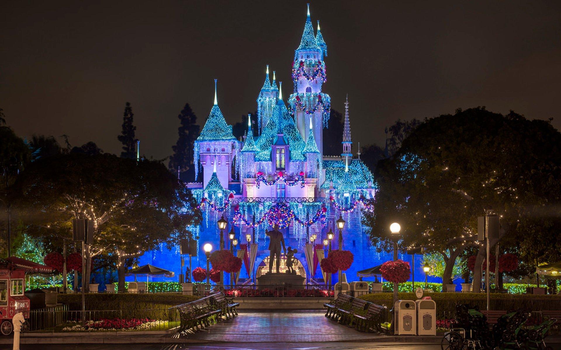 Disneyland in California - Best Time