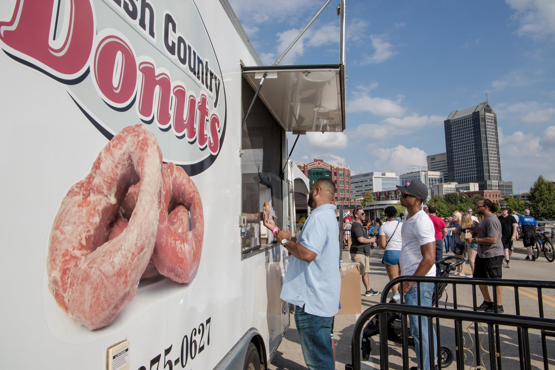 Best time to see Columbus Food Truck Festival in Ohio 2020