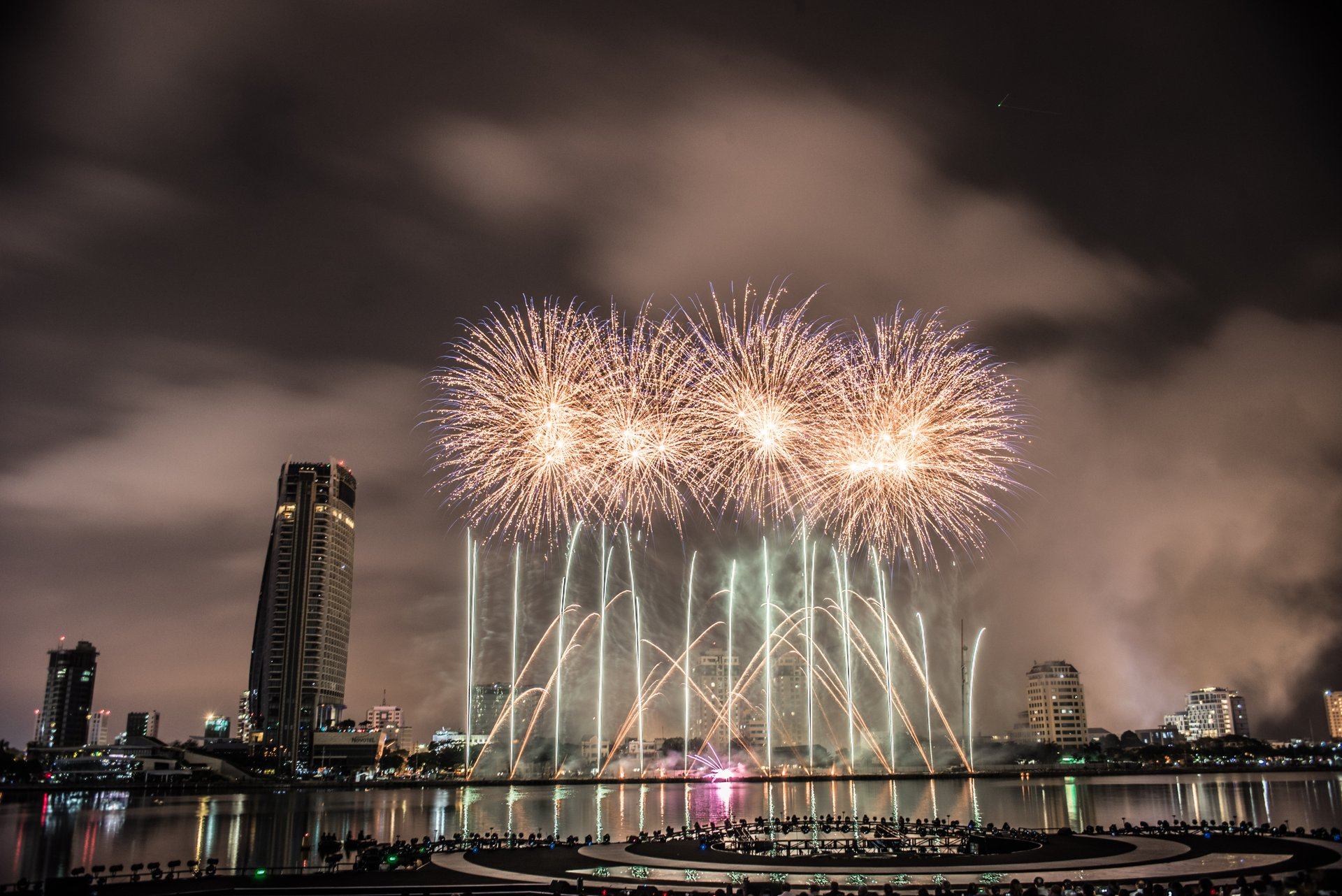 Da Nang International Fireworks Competition in Vietnam 2019 - Best Time