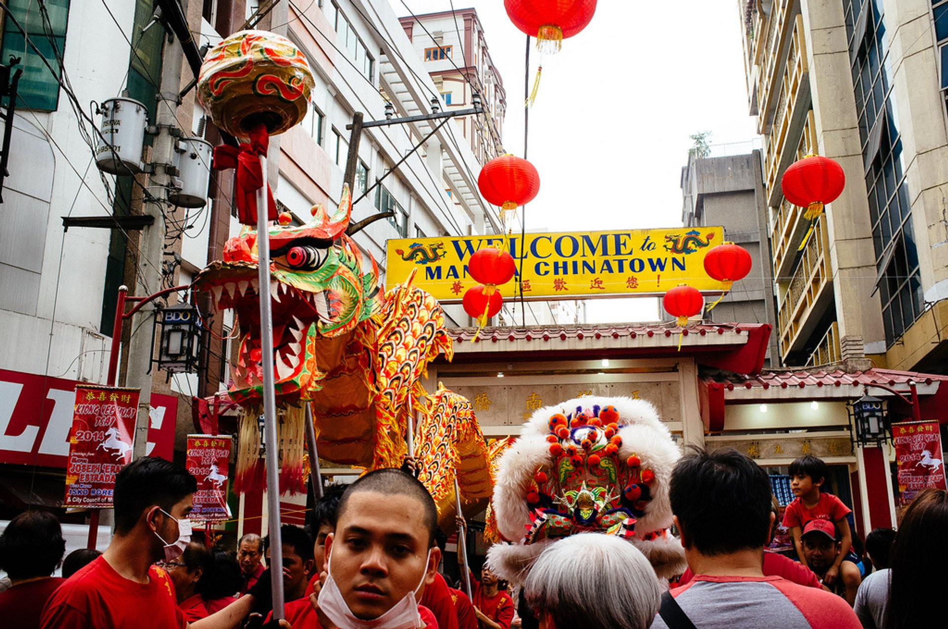 Best time for Chinese New Year in Philippines 2019