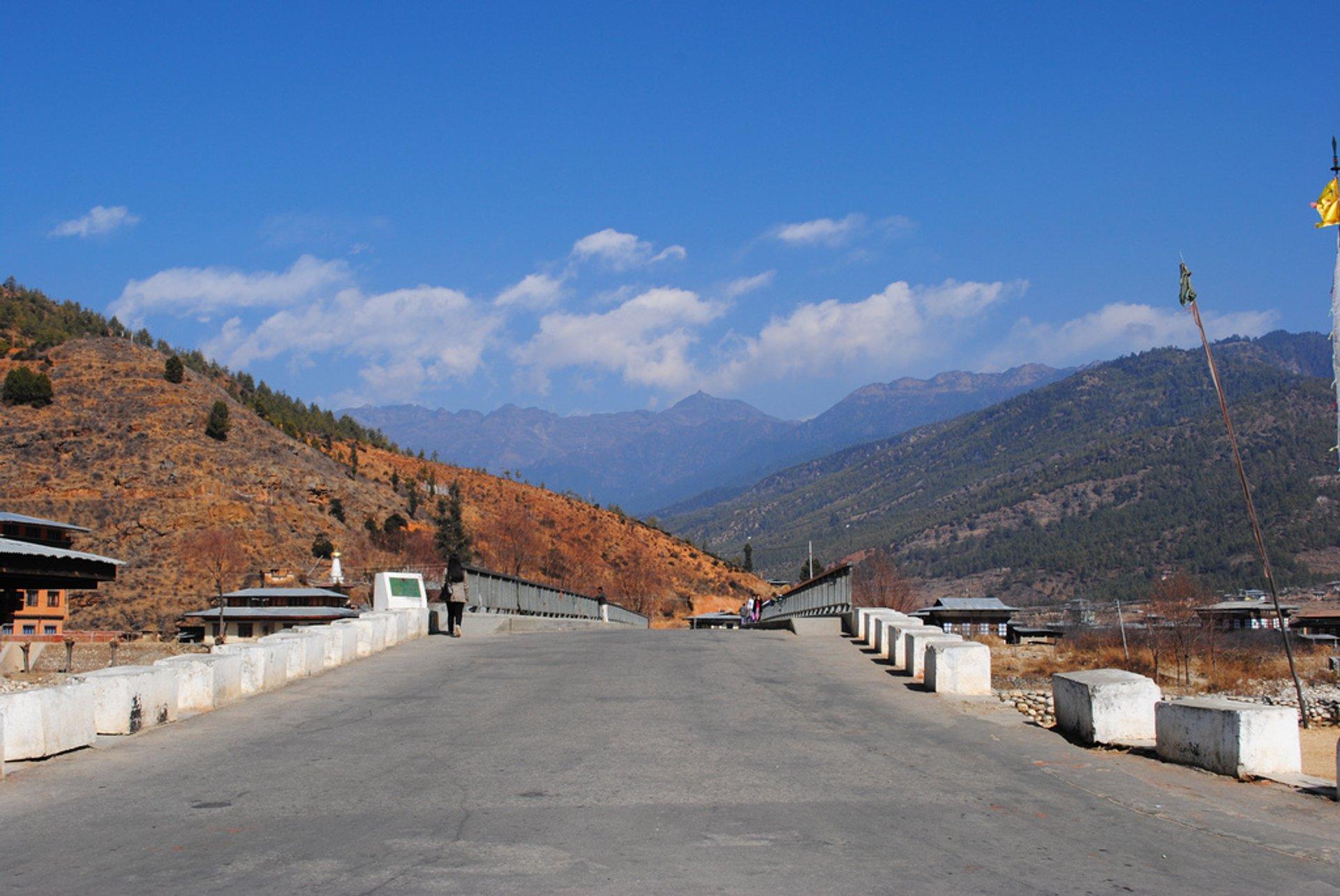 Low Season in Bhutan 2019 - Best Time