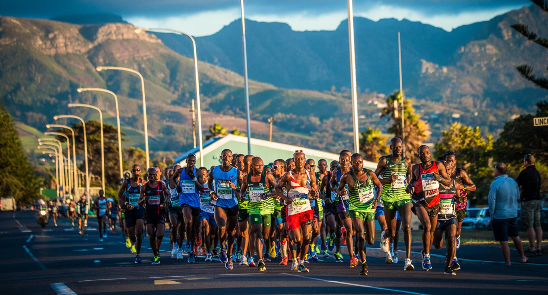 Two Oceans Marathon in Cape Town 2020 - Best Time