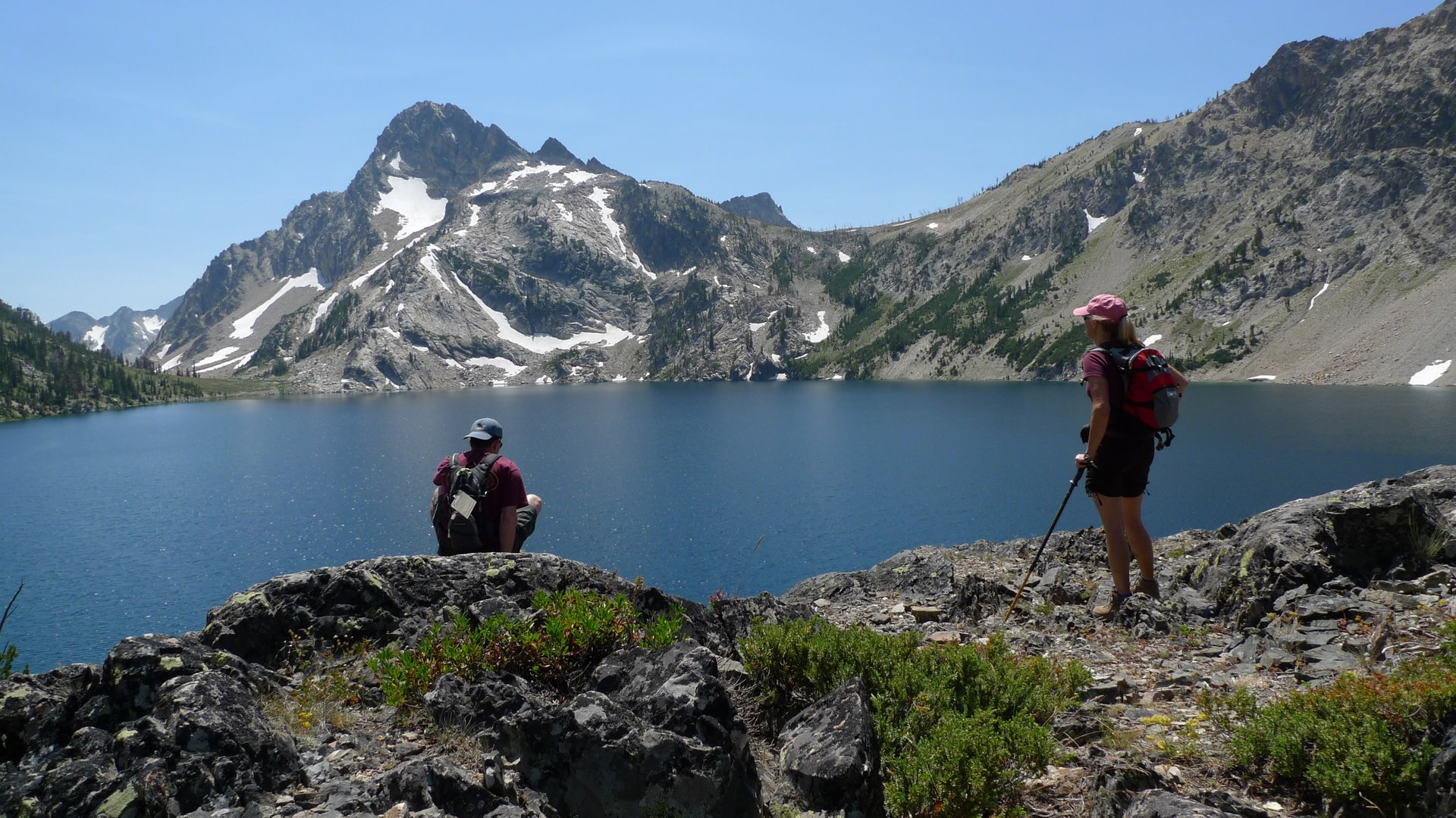 Best time for Sawtooth Lake in Idaho 2020