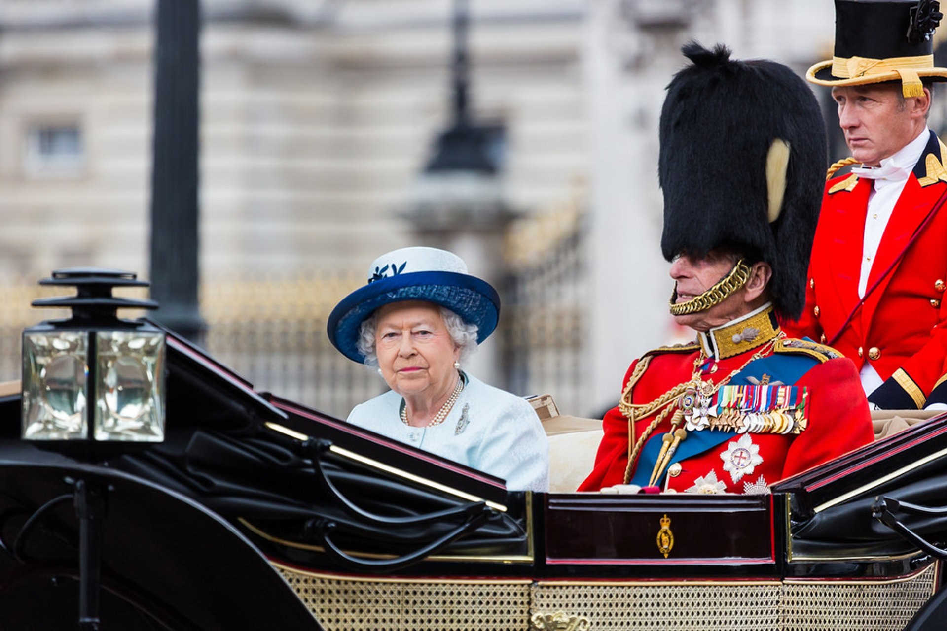 Trooping the Colour & The Queen's Birthday Parade in London 2020 - Best Time