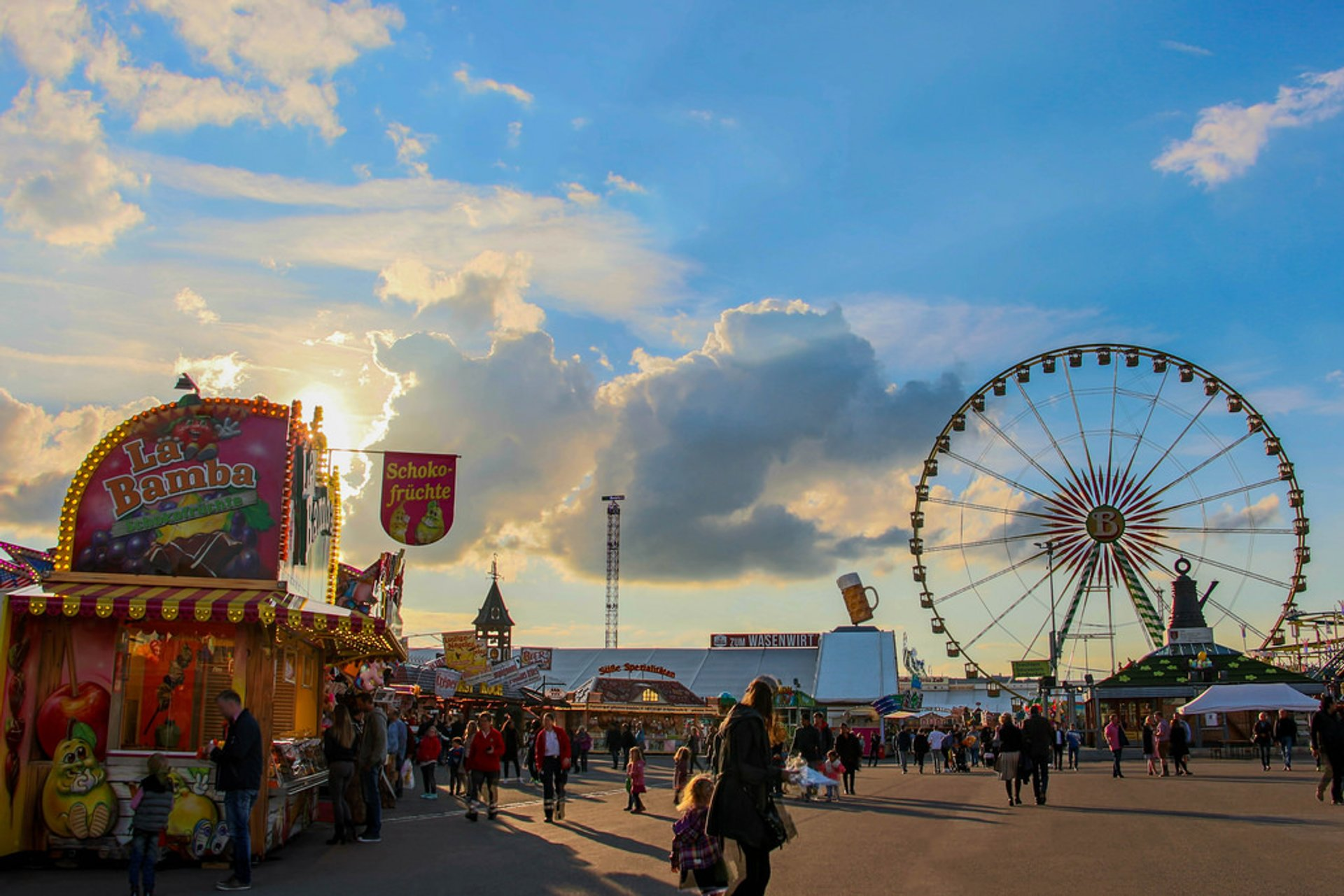 Frühlingsfest Stuttgart (Stuttgart Spring Festival) in Germany 2020 - Best Time