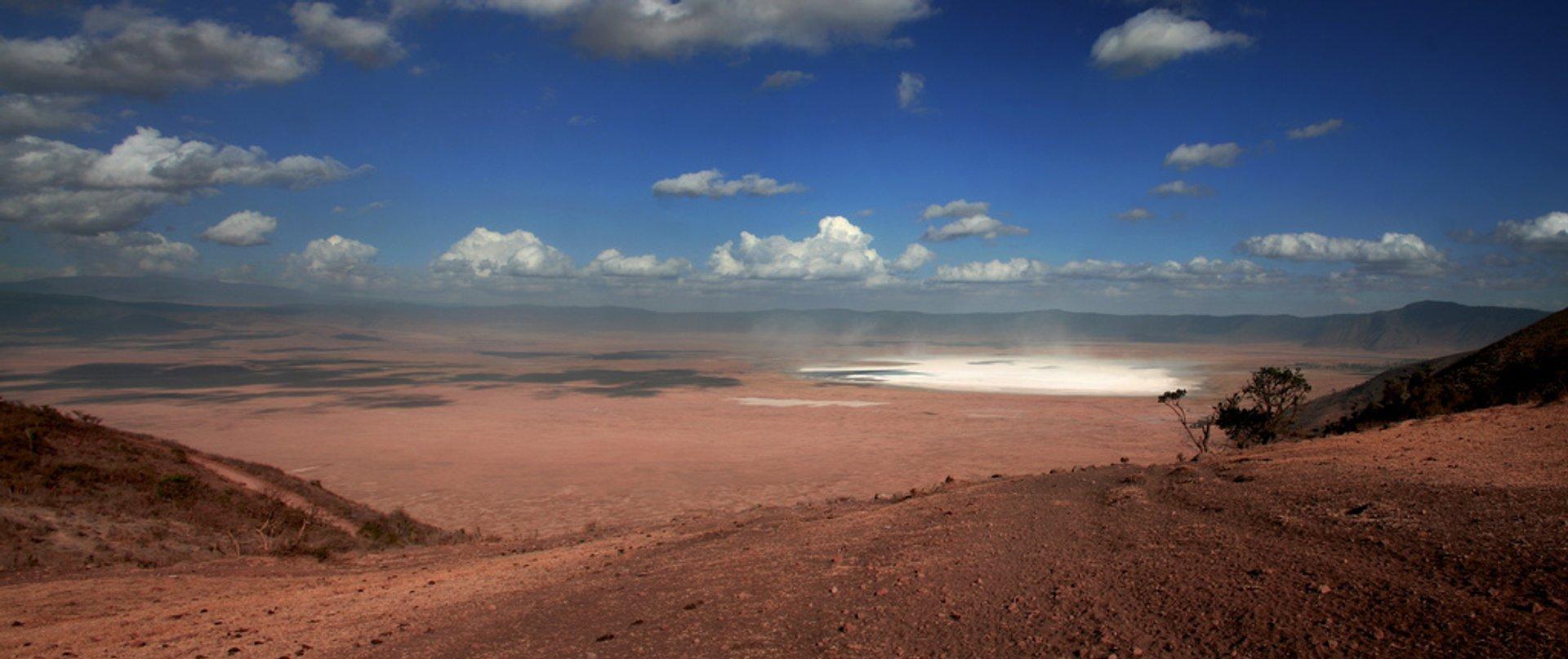 Ngorongoro Crater in Tanzania - Best Season 2020