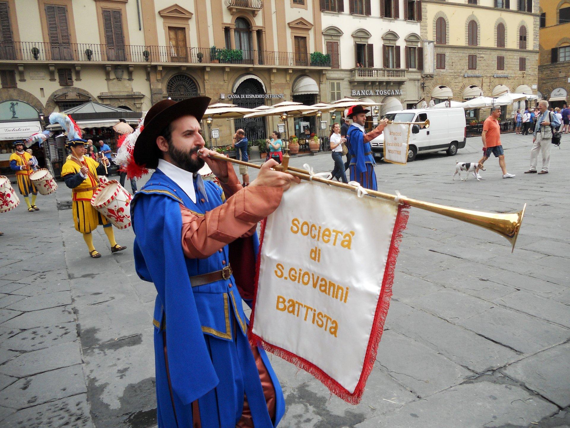 Piazza della Signoria, San Niccolo, Florence 2020