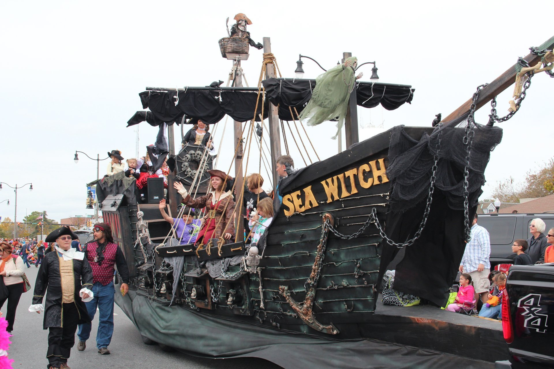 Best time to see Sea Witch Festival in Delaware 2020