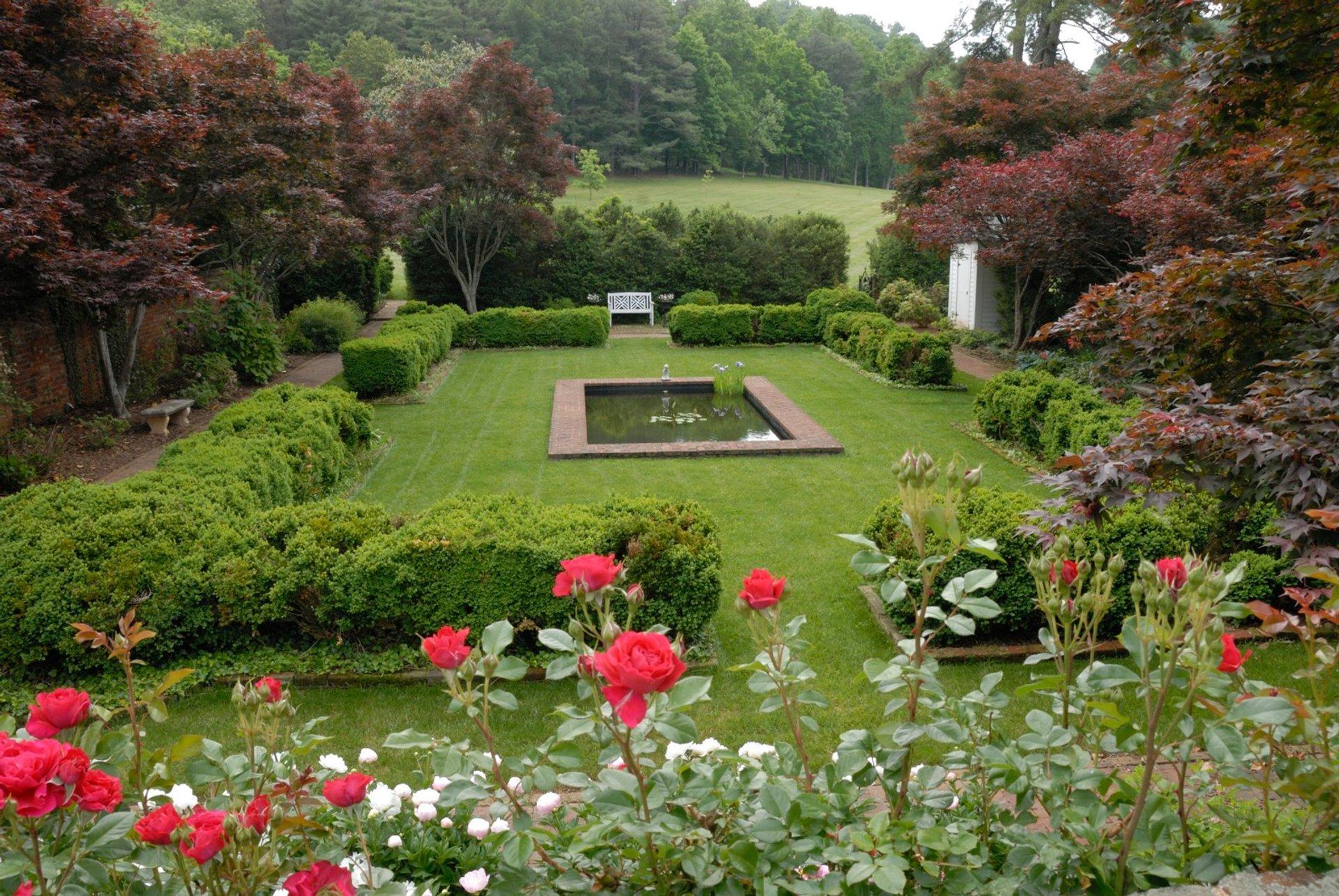 Historic Garden Week in Virginia - Best Season 2020