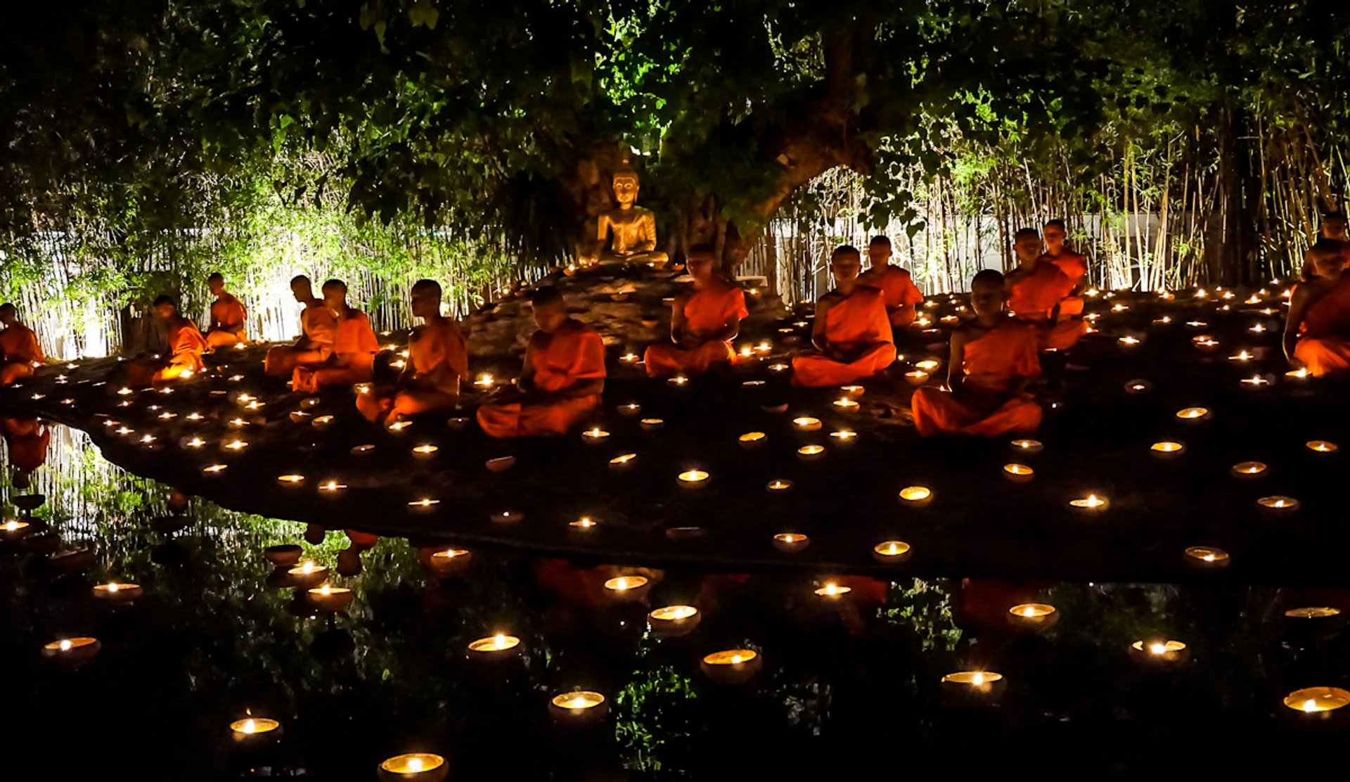 Visakha Bucha Day in Thailand 2020 - Best Time