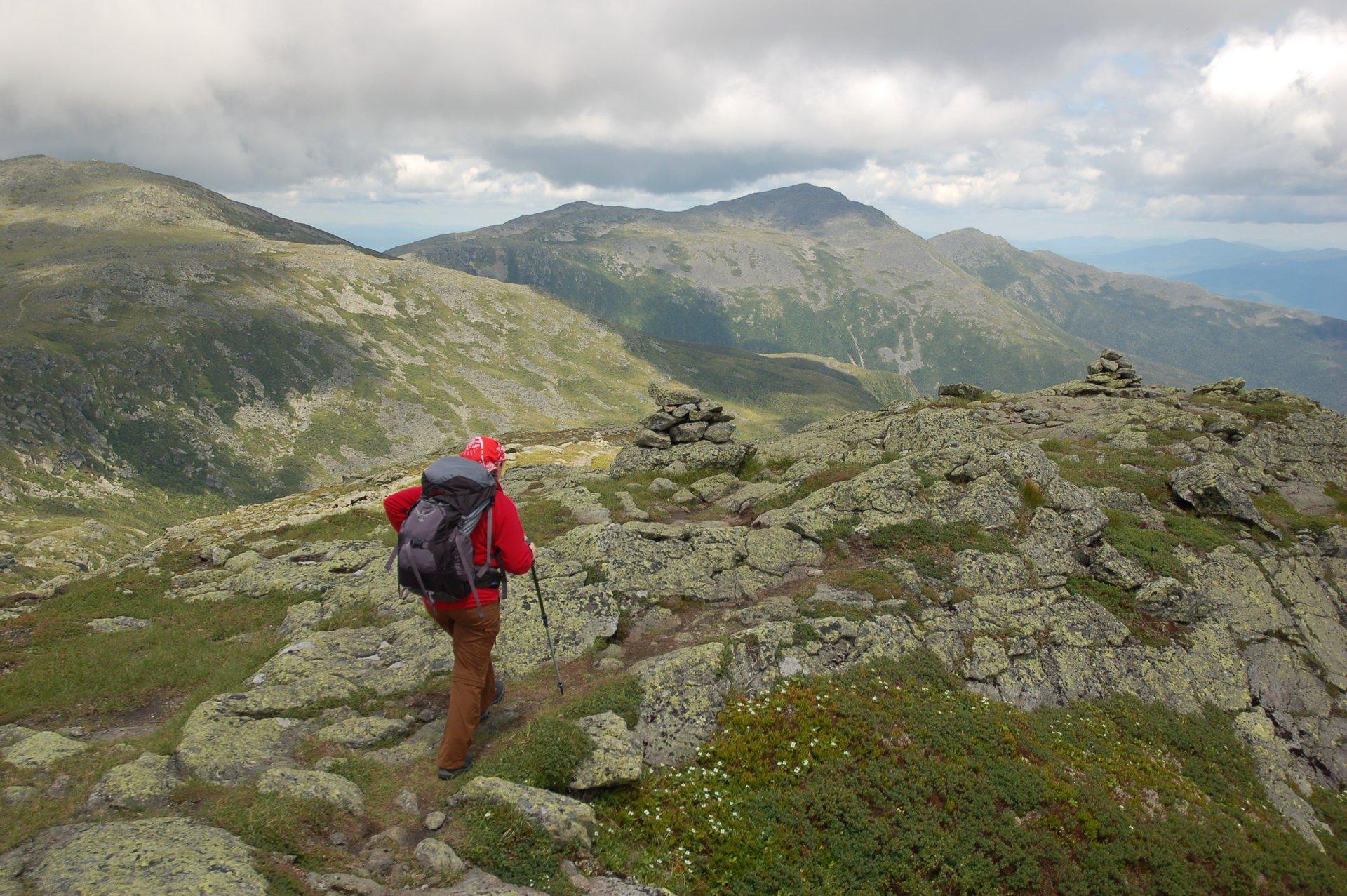 Mount Washington hike 2020