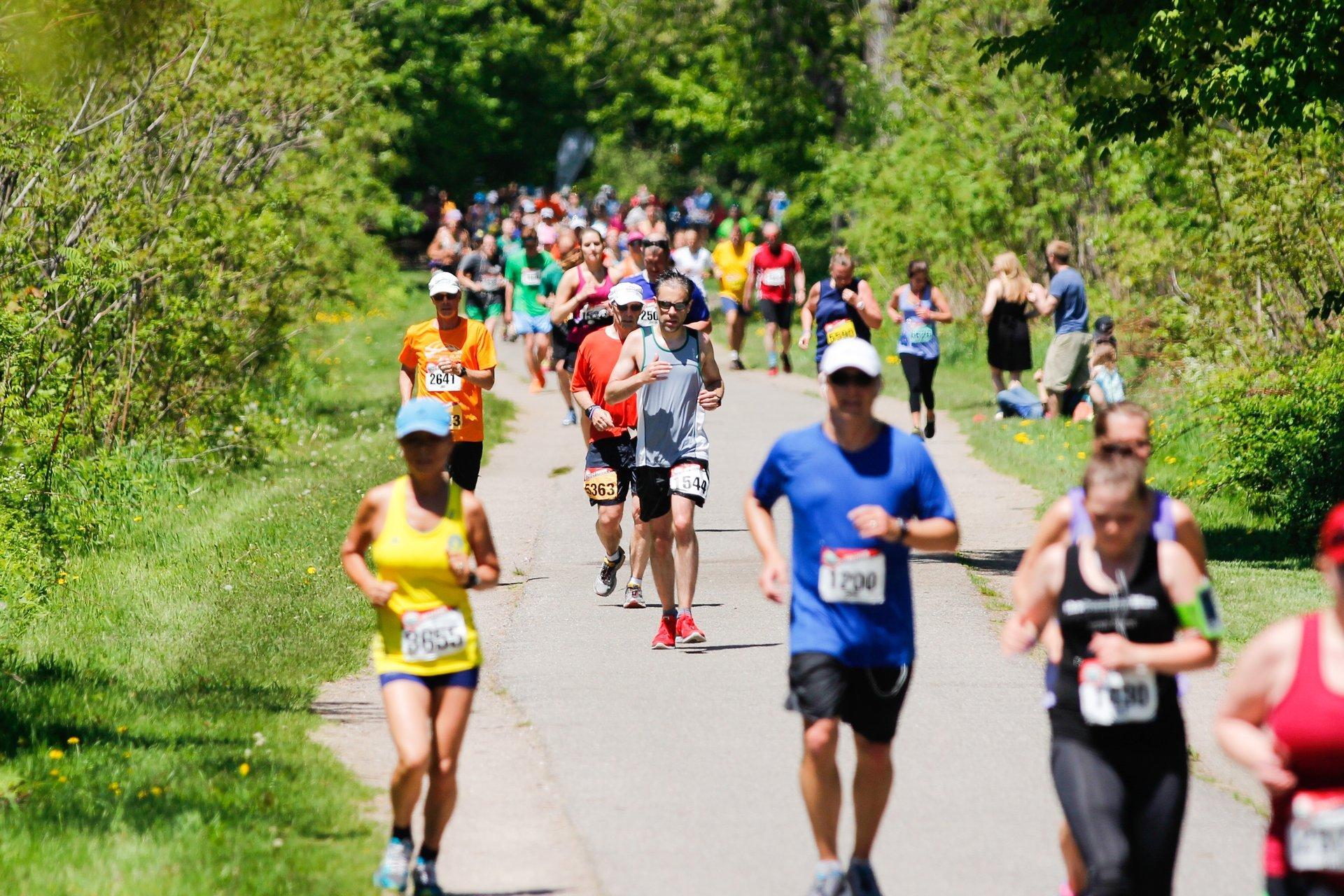 Vermont City Marathon in Vermont 2020 - Best Time