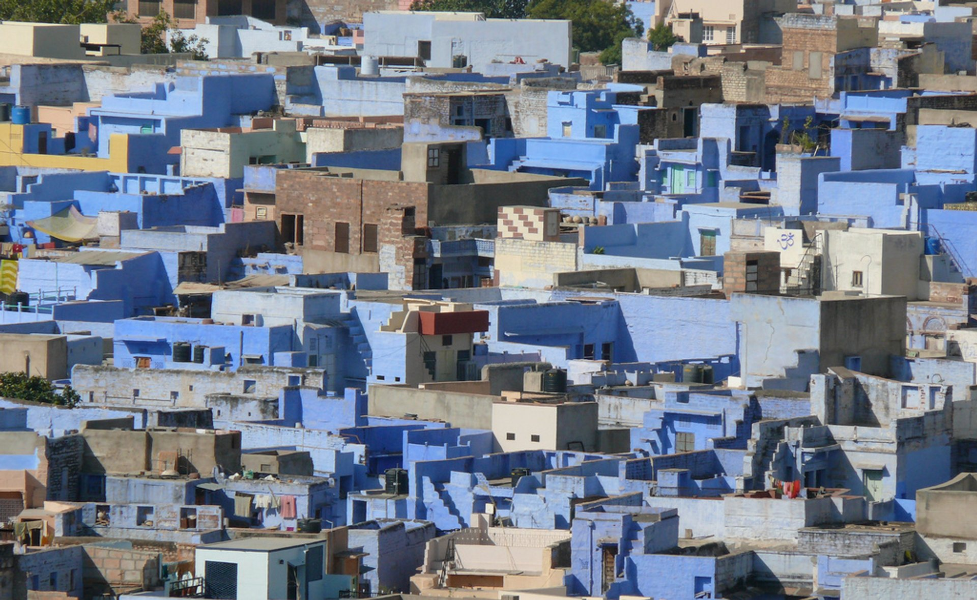 The Blue City of Jodhpur in India - Best Season
