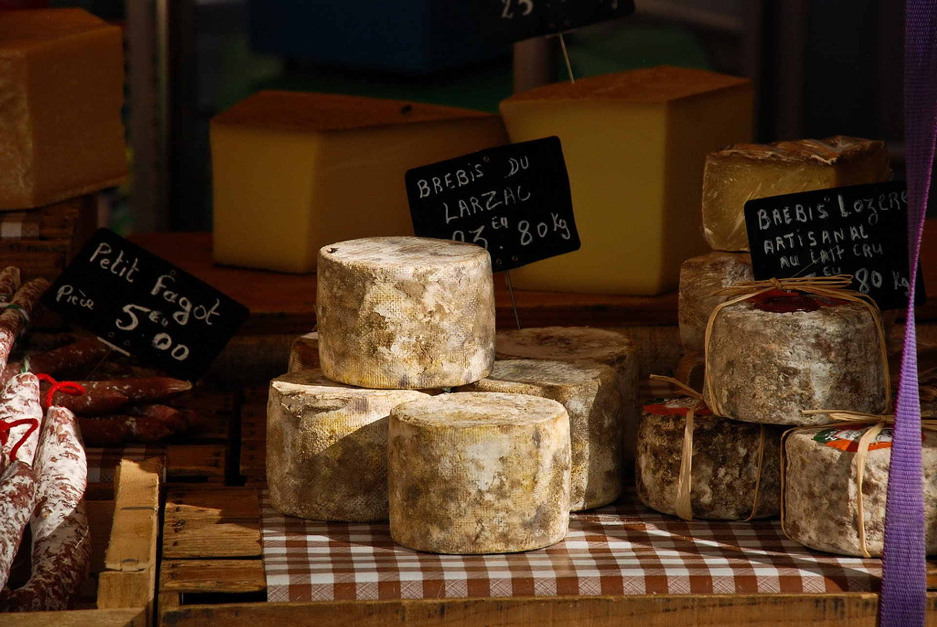 Fromage de Chèvre or Goat Cheese in Provence & French Riviera - Best Season 2020