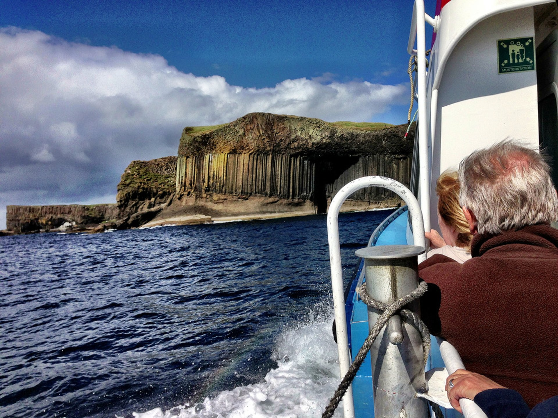 Cruise to Staffa in Scotland - Best Time