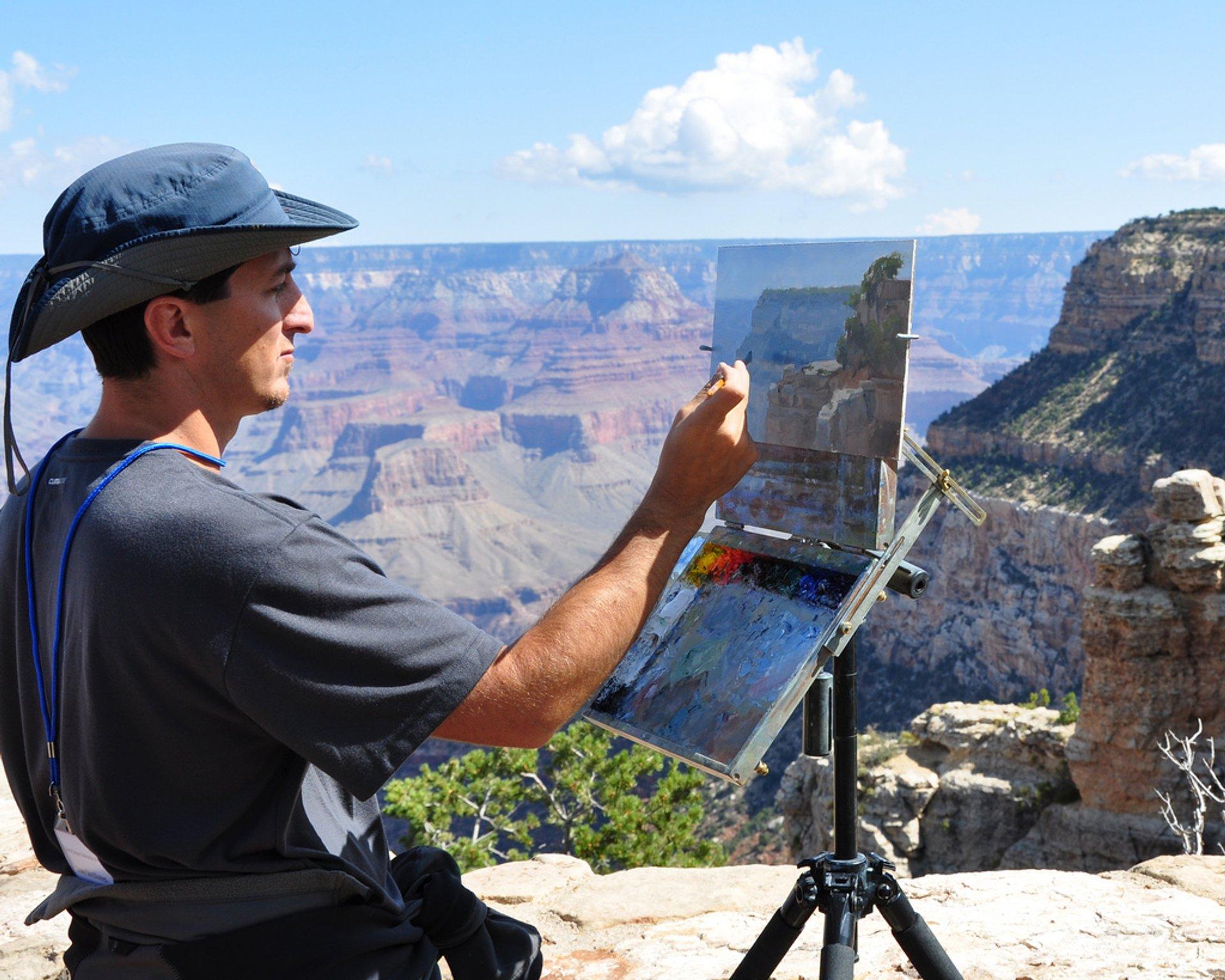 Plein Air Painting 2019
