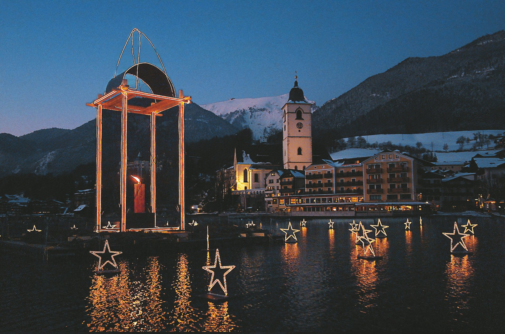 Christmas Markets at Lake Wolfgang in Austria 2019 - Best Time