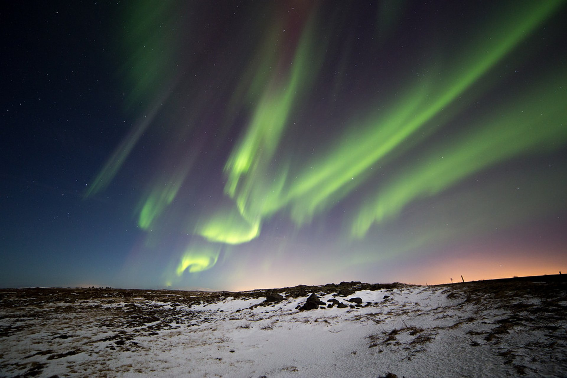 Winter in Iceland - Best Season 2020