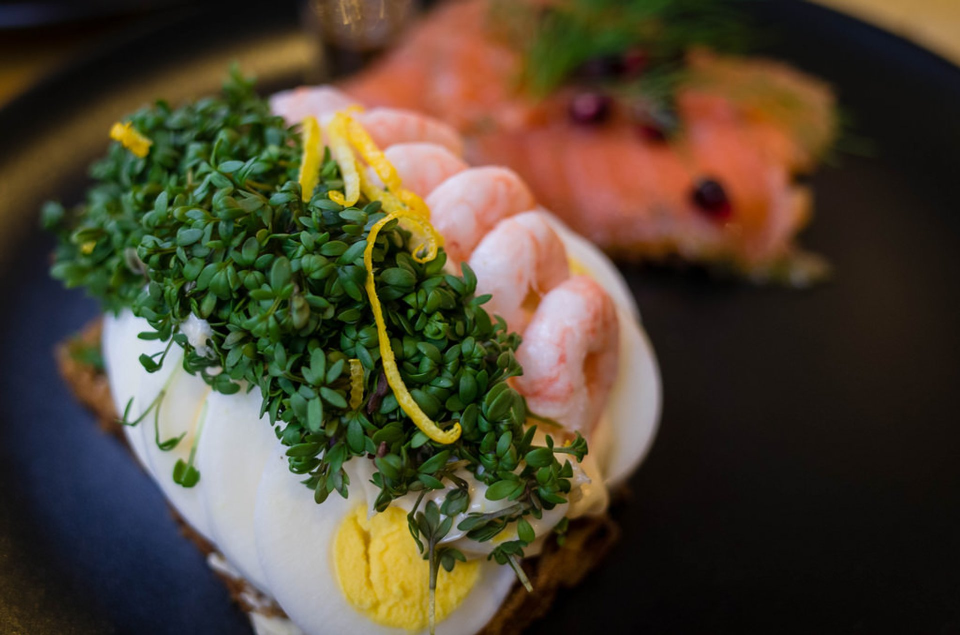 Best time for Smørrebrød in Denmark 2020