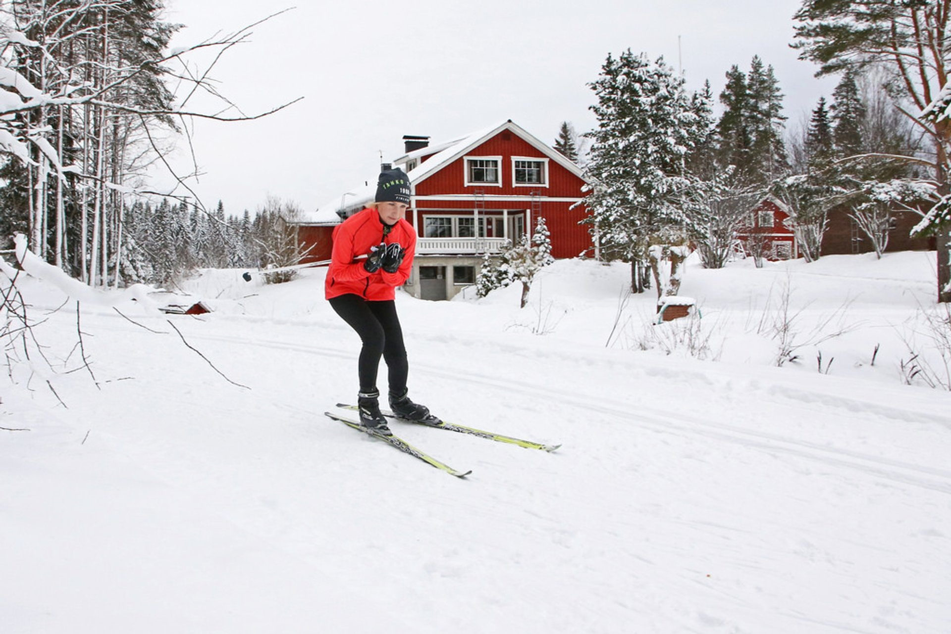 Cross-Country Skiing in Finland 2020 - Best Time