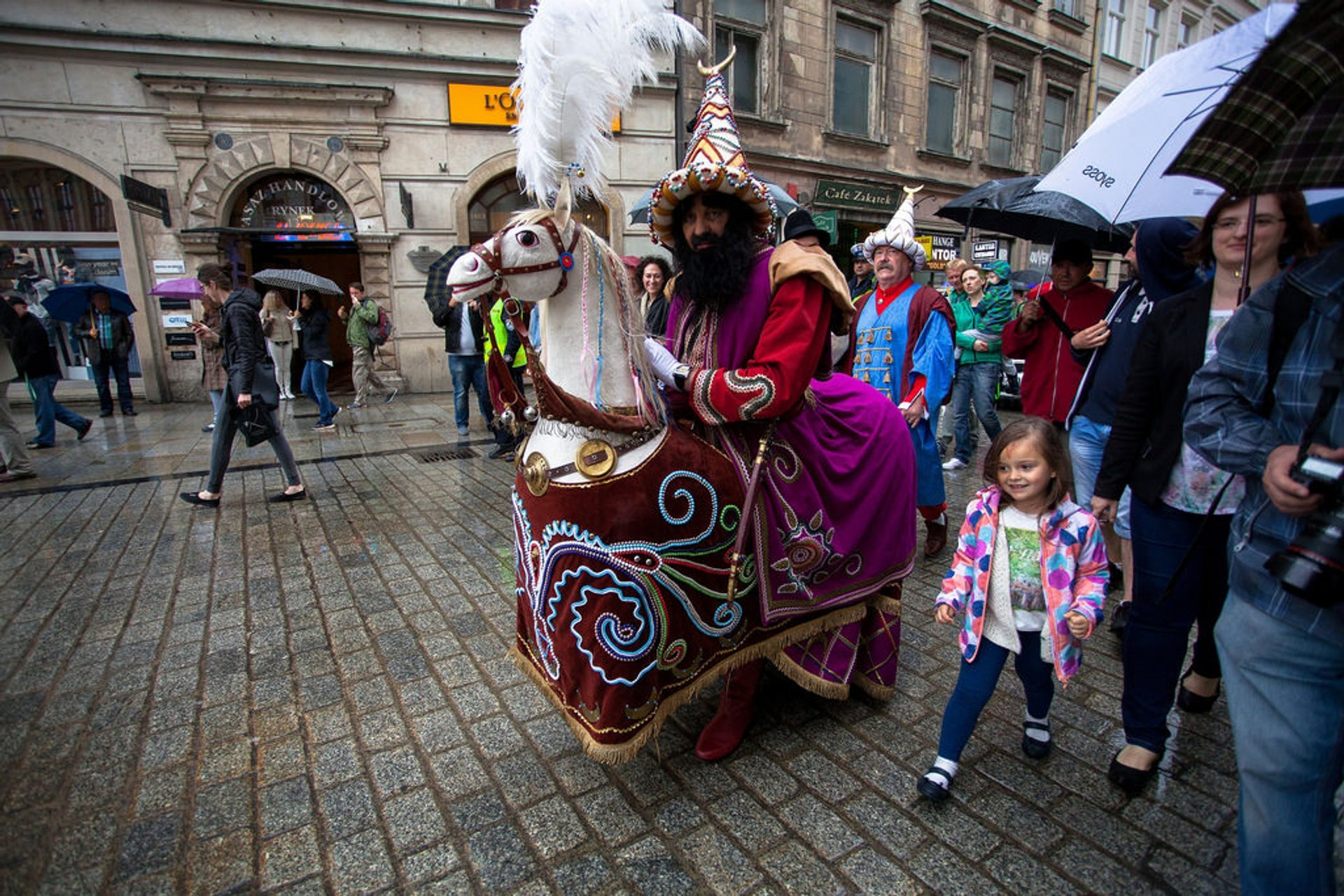 Lajkonik Parade in Krakow 2020 - Best Time