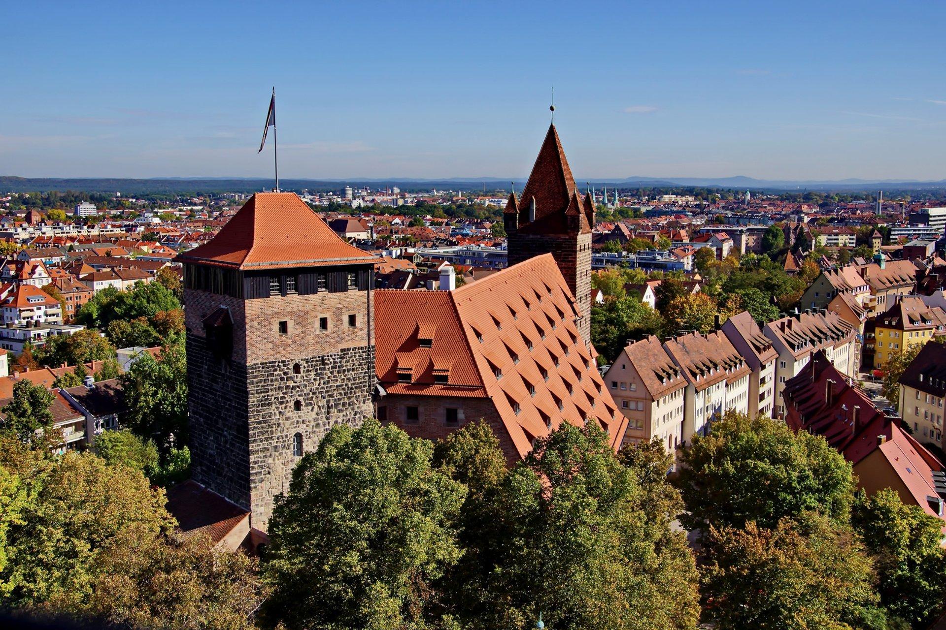 Kaiserburg Nürnberg 2019