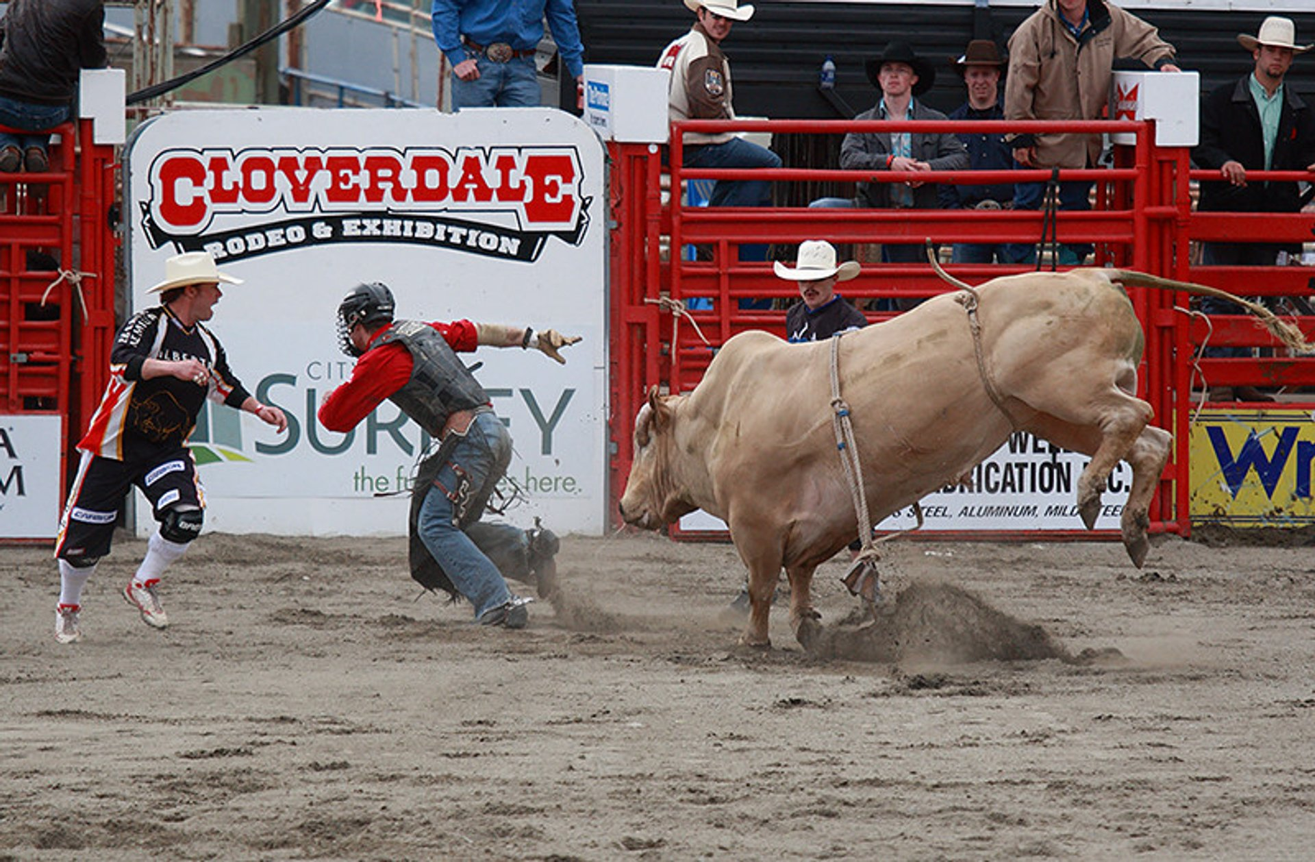 Best time for Cloverdale Rodeo and Country Fair in Vancouver 2019