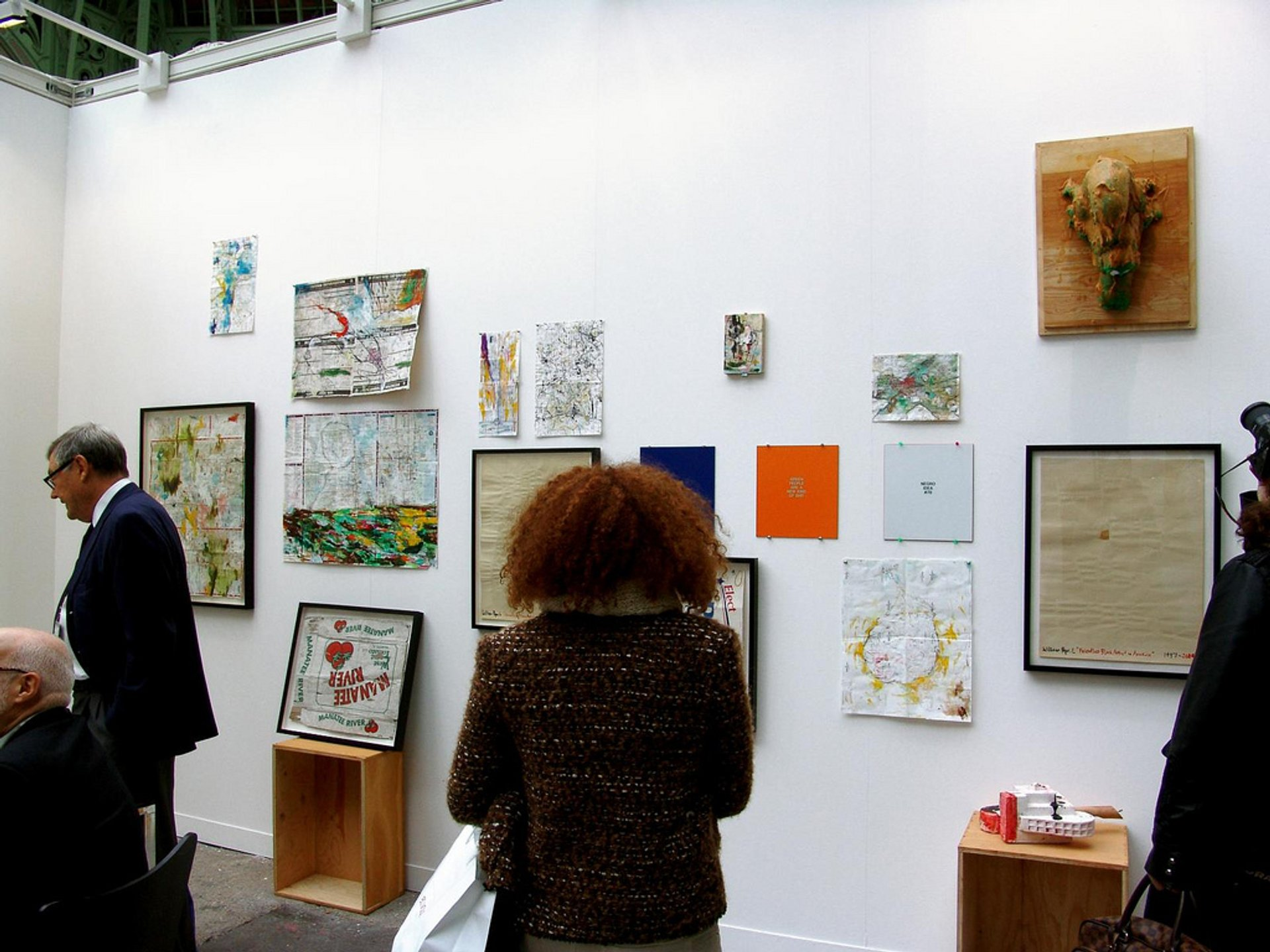 Best time for Foire Internationale d'Art Contemporain (FIAC) 2020