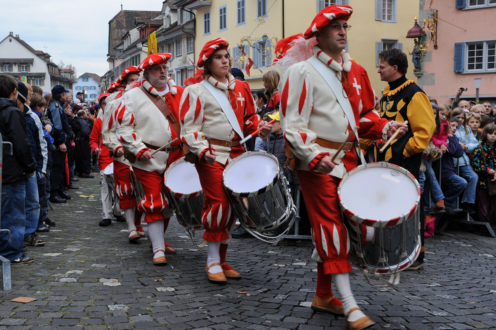 Martinstag: St. Martin Festival in Switzerland - Best Season 2019