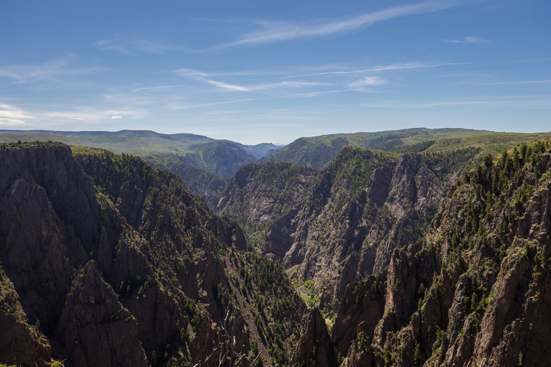 Best time for Black Canyon of the Gunnison National Park 2020