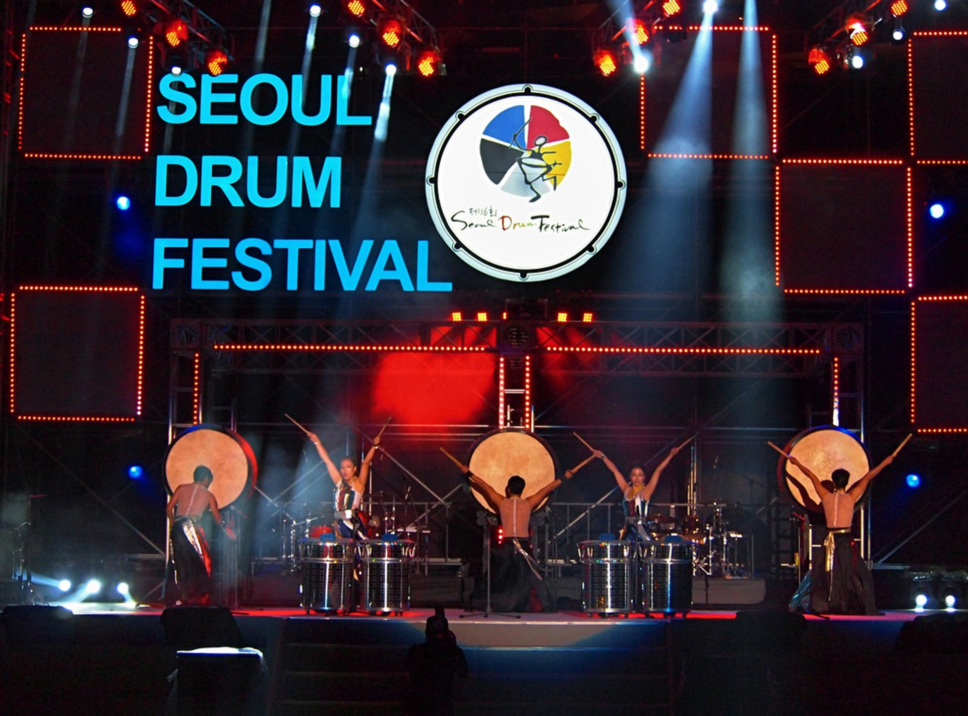 Seoul Drum Festival in Seoul 2020 - Best Time