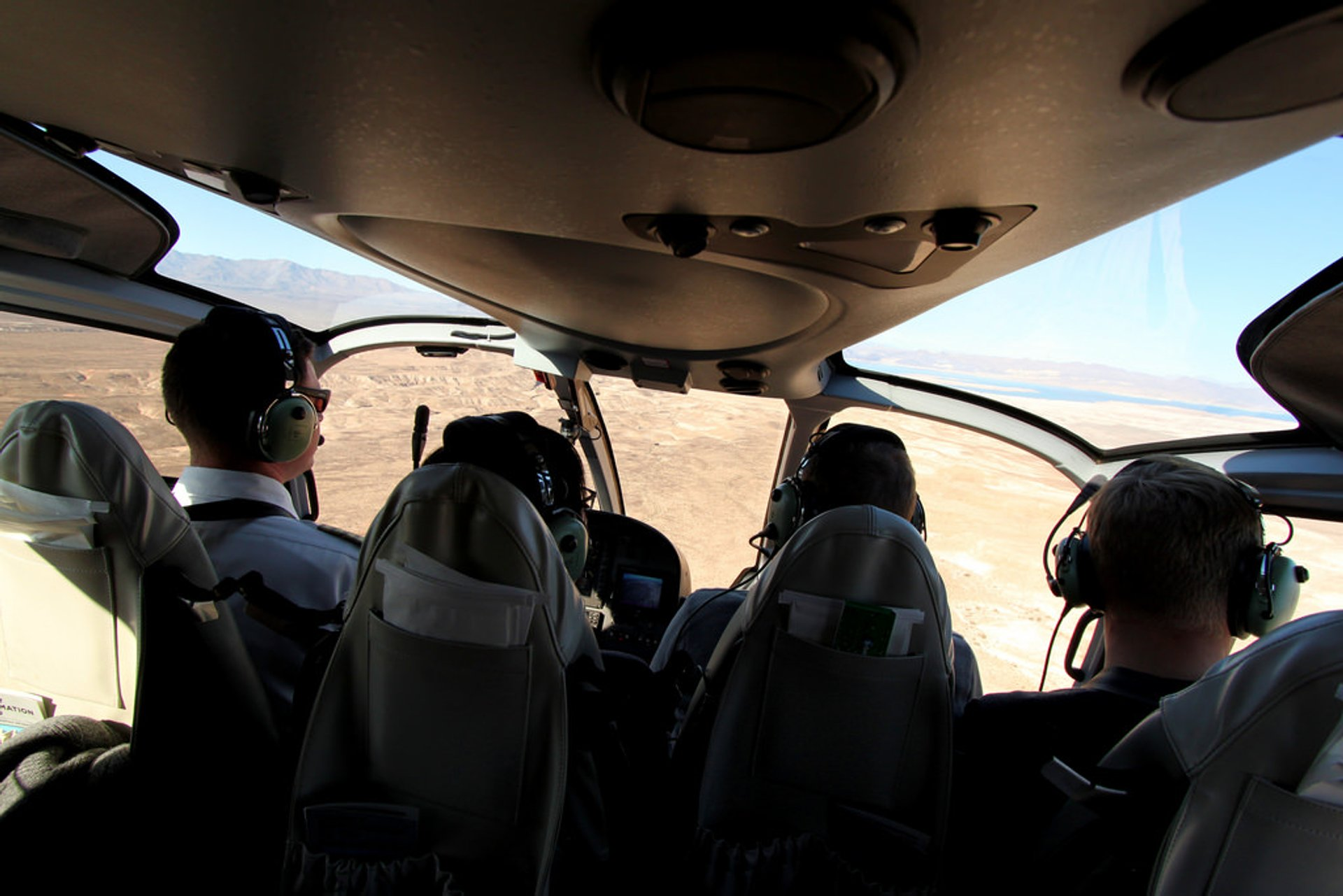 Flying Maverick helicopter 2019