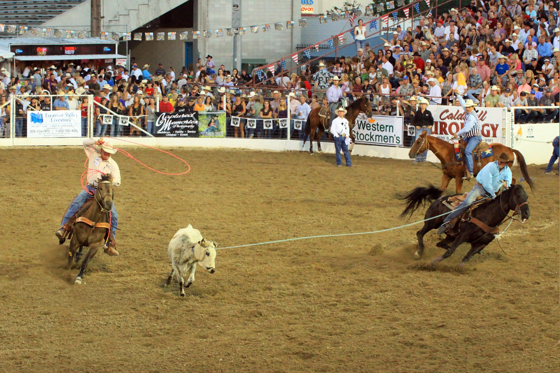 Best time for Caldwell Night Rodeo 2020