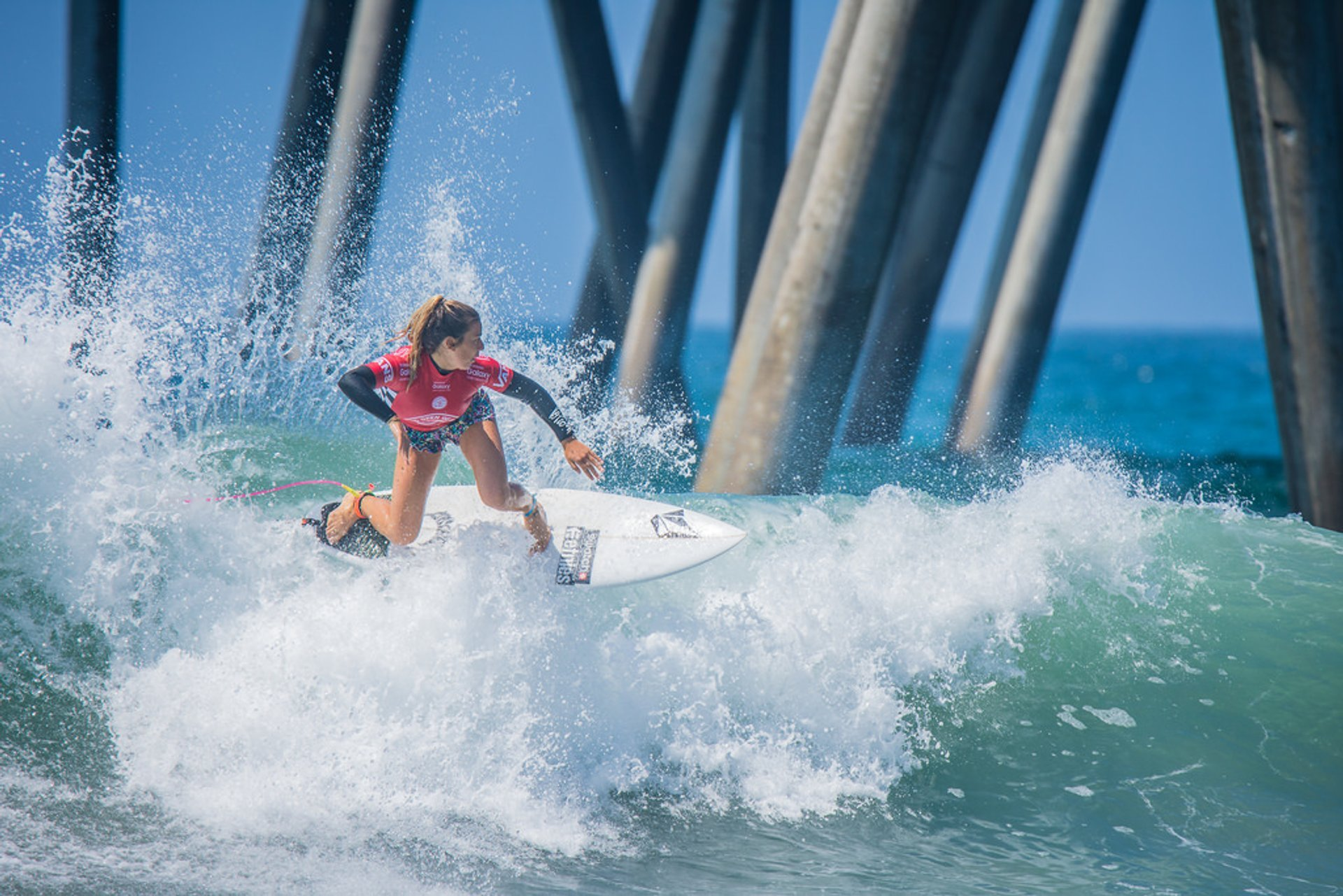 Vans US Open of Surfing in California 2020 - Best Time