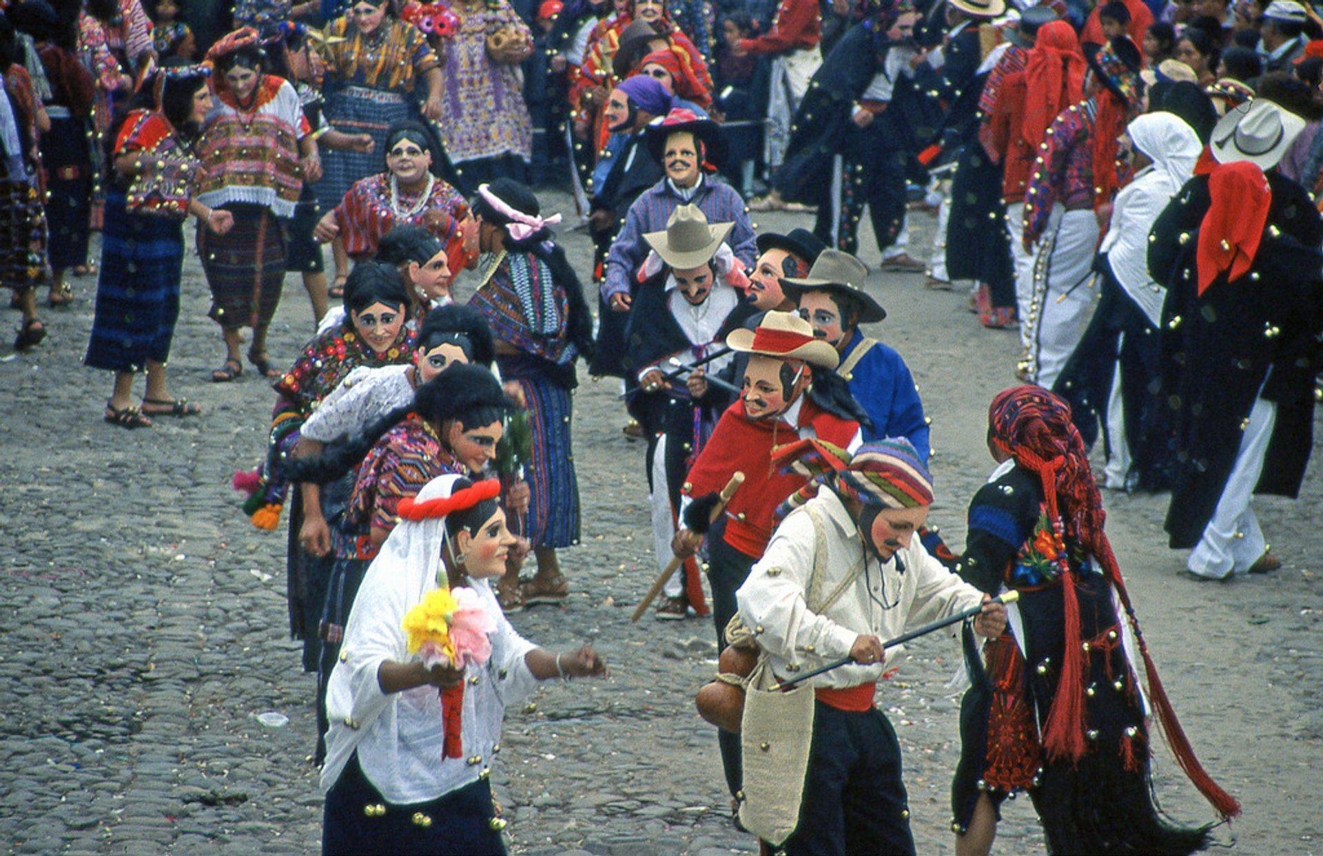Fiesta de Santo Tomás in Guatemala - Best Season