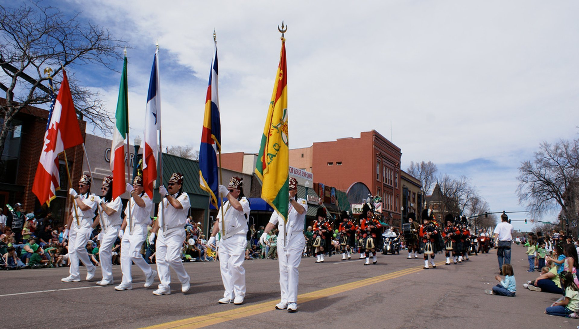 Colorado Springs St. Patrick's Day Parade in Colorado 2020 - Best Time