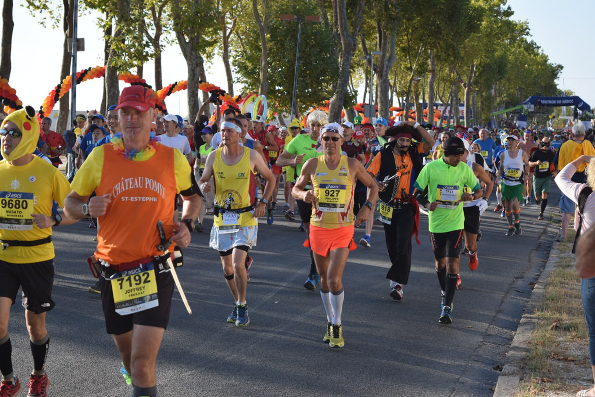 Marathon du Médoc in France 2020 - Best Time