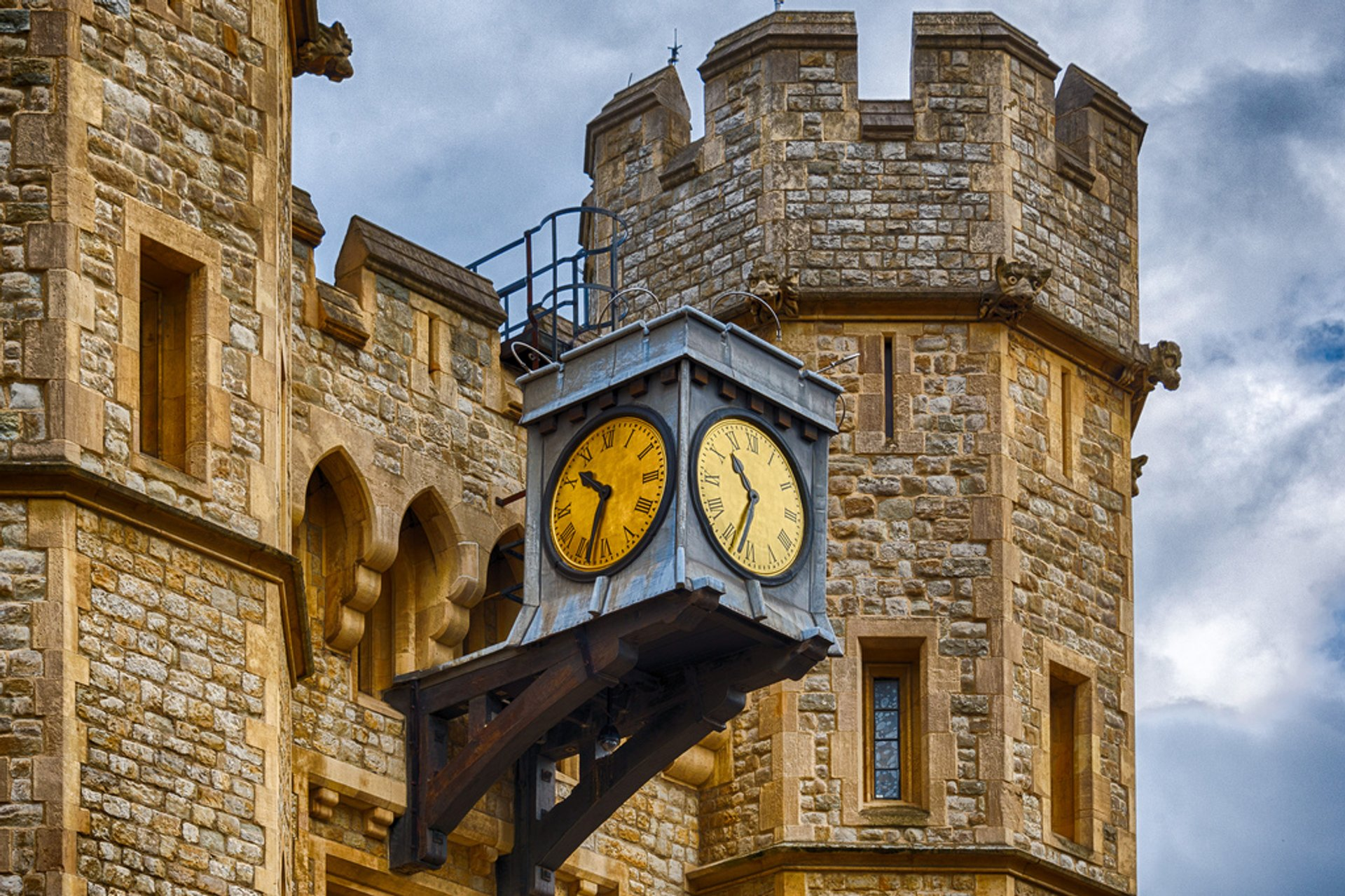 Best time for Tower of London in London 2020