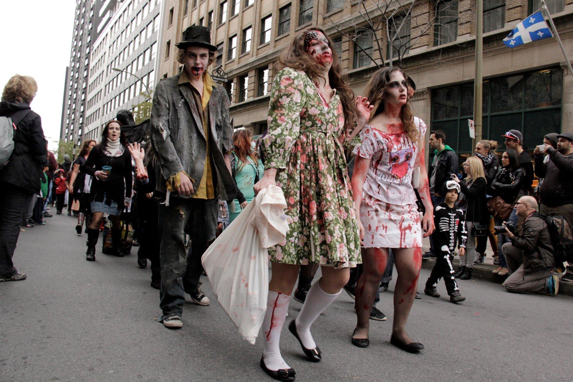 Halloween in Montreal - Best Season 2020