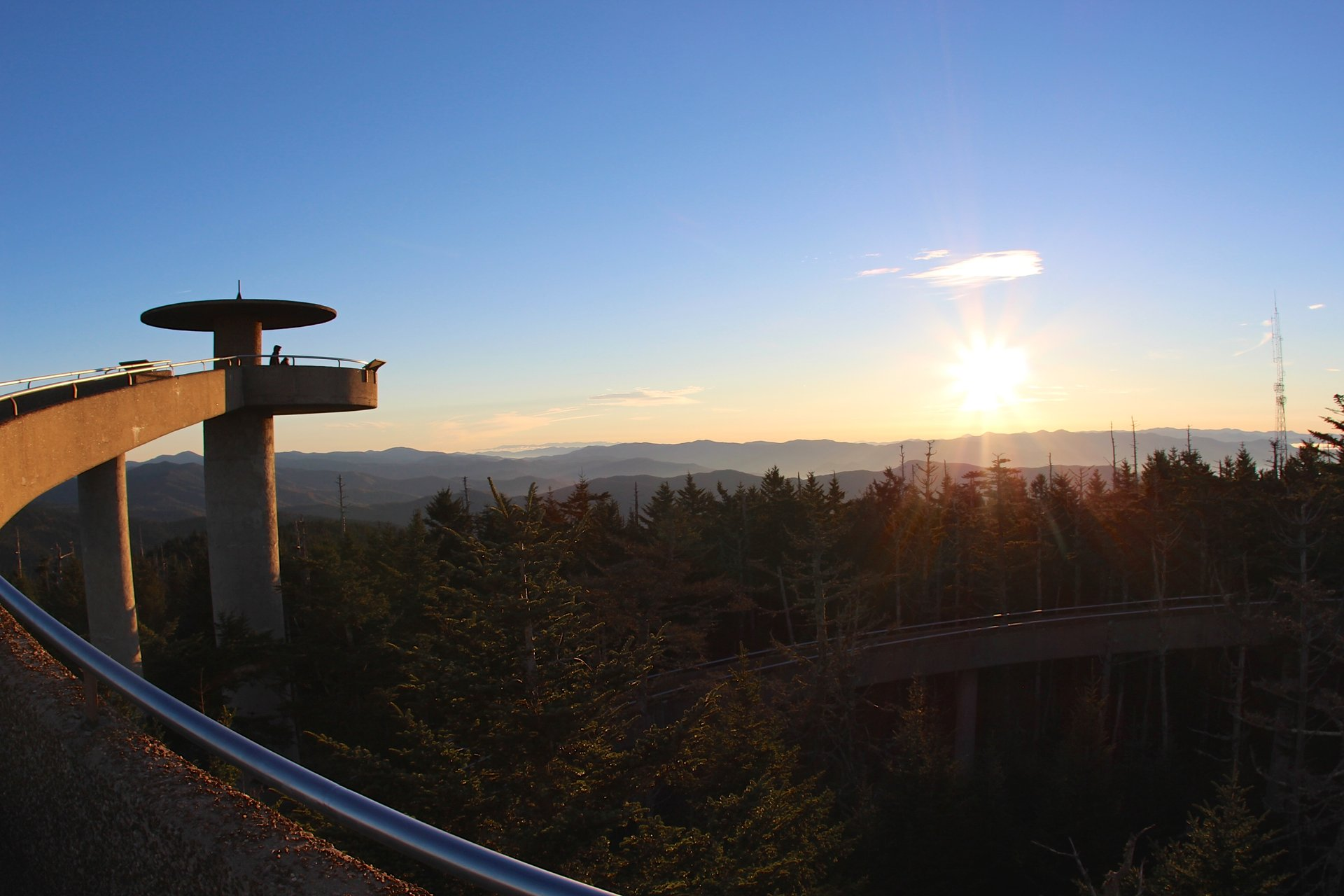 Clingmans Dome in North Carolina 2019 - Best Time