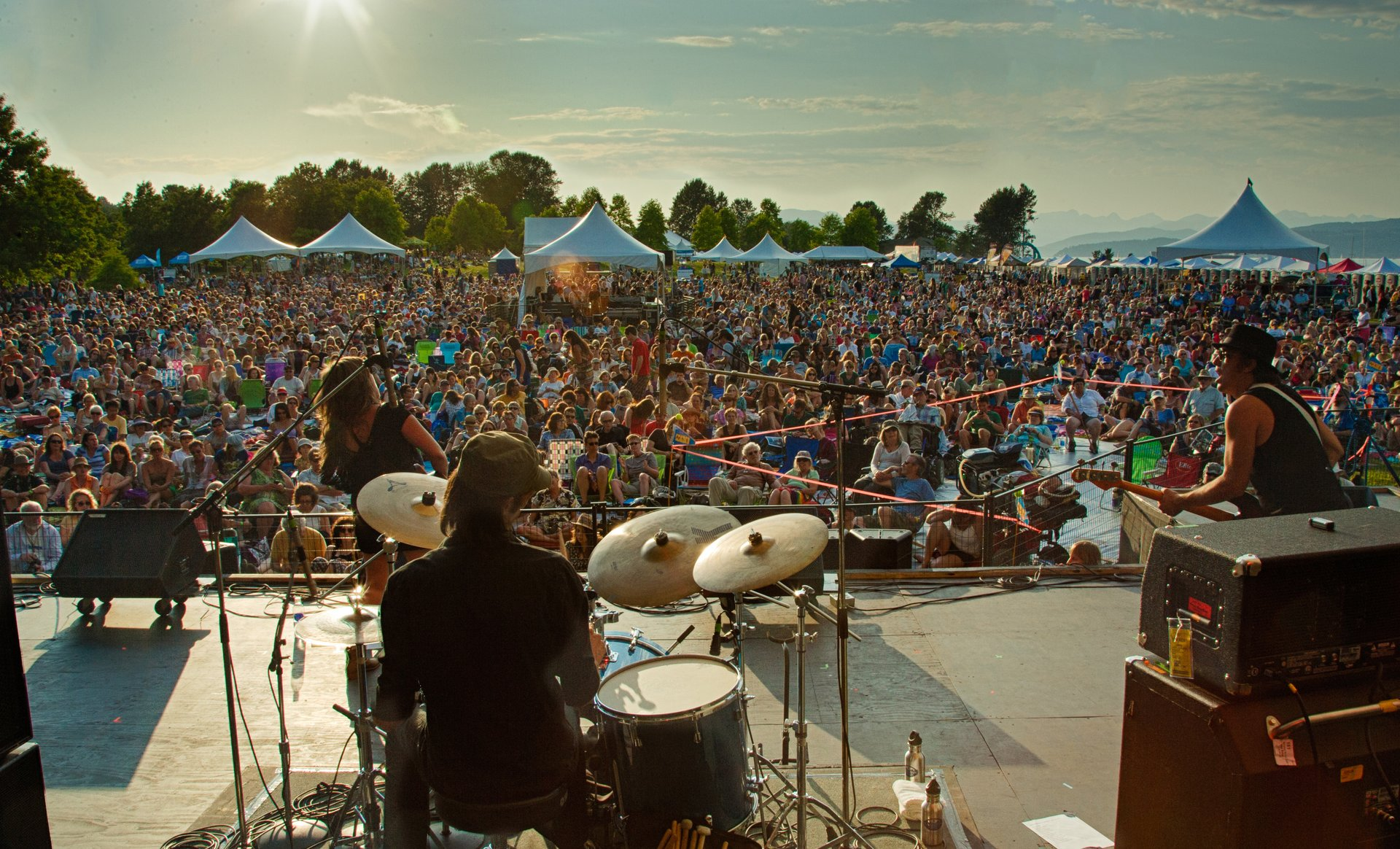 Vancouver Folk Music Festival in Vancouver 2020 - Best Time