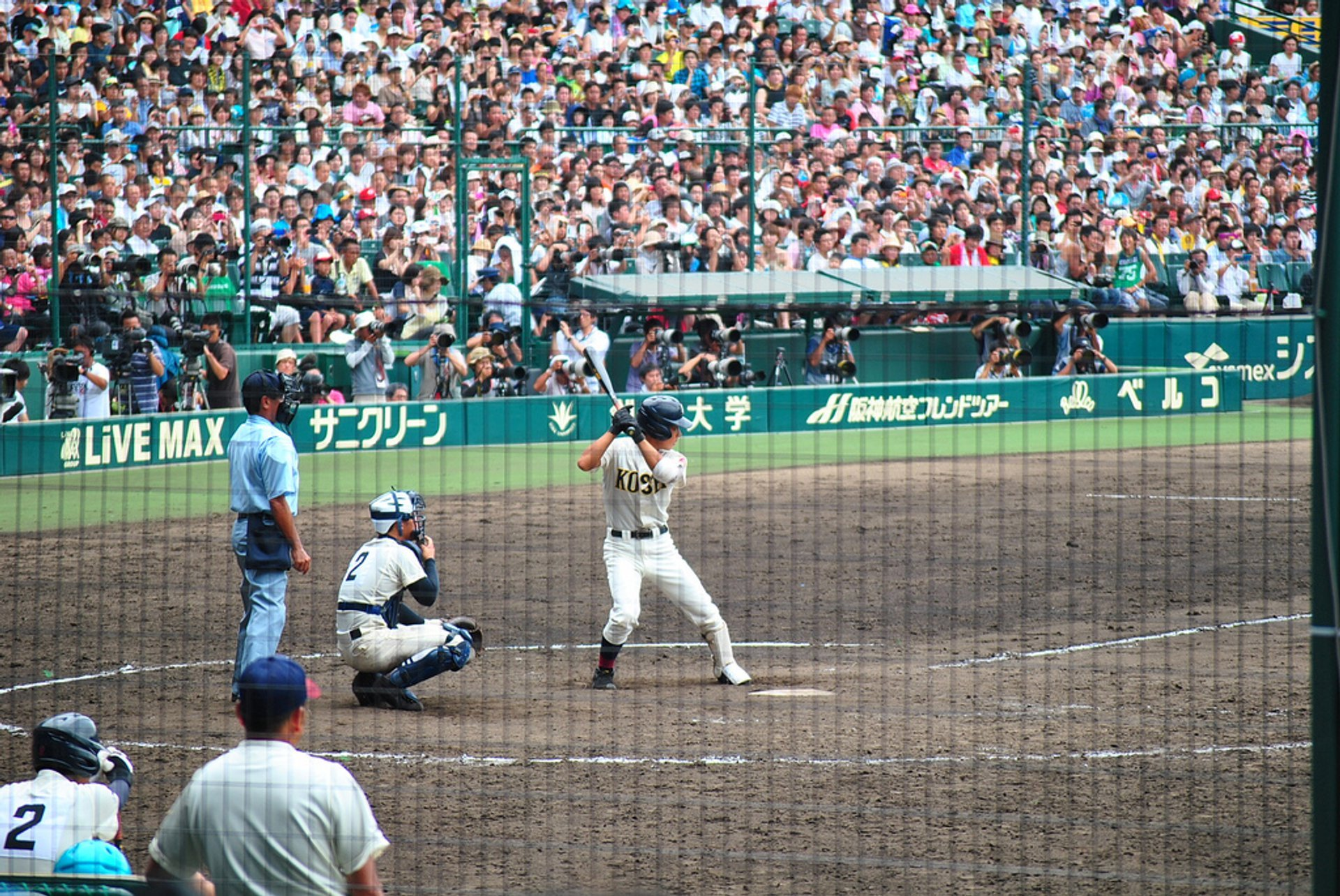 Baseball Season in Japan 2020 - Best Time