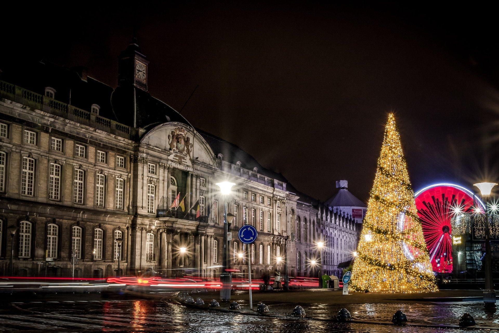 Best time for Village de Noël de Liège in Belgium 2020